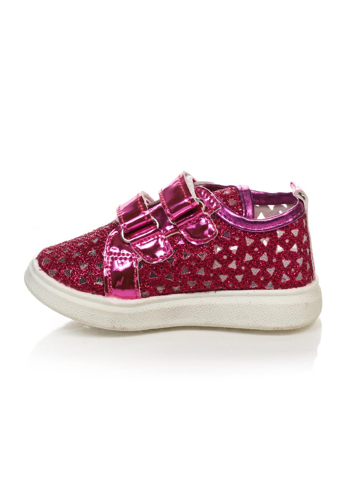 Кросівки малинового кольору | 4402883 | фото 2