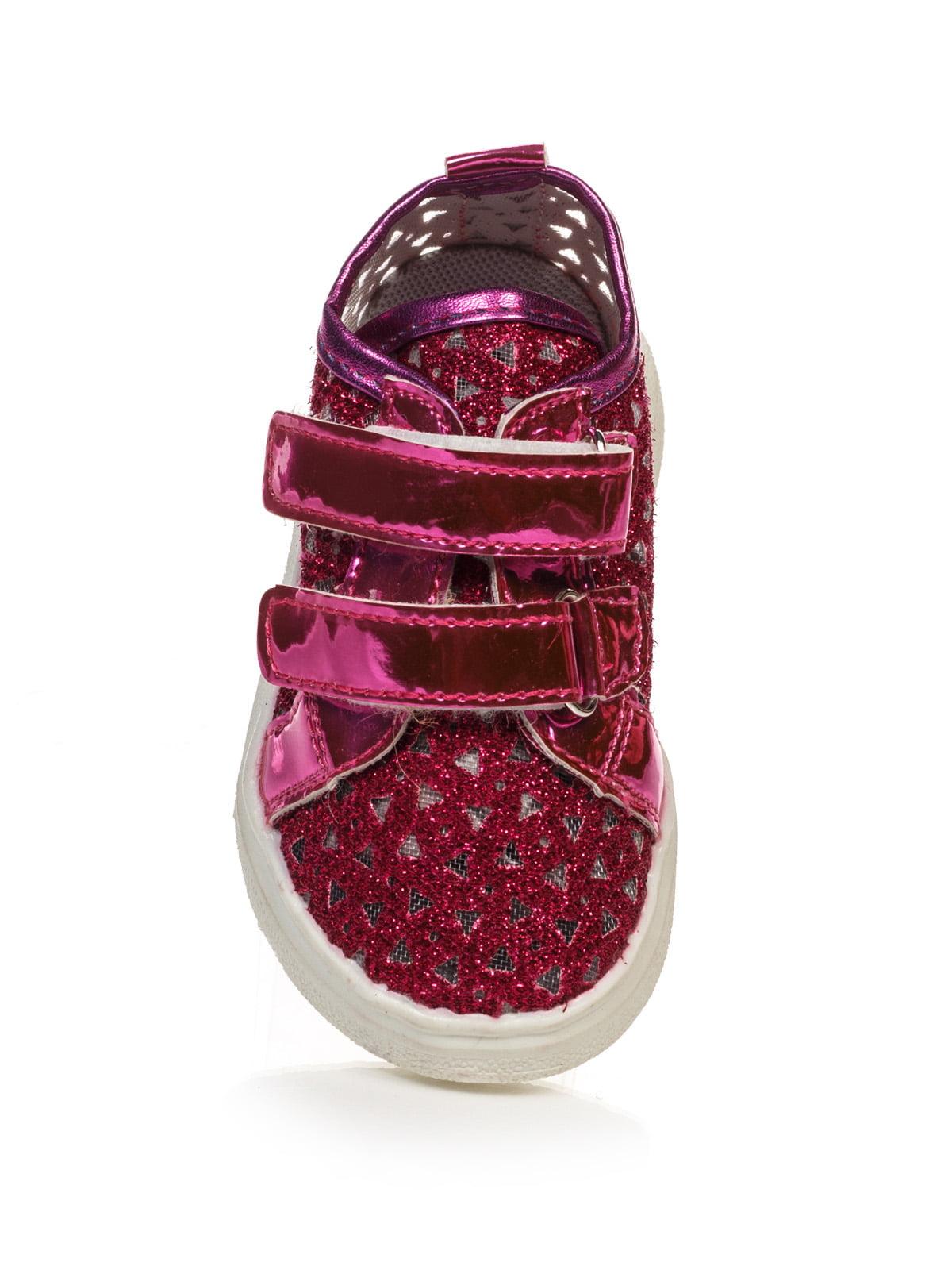 Кросівки малинового кольору | 4402883 | фото 4