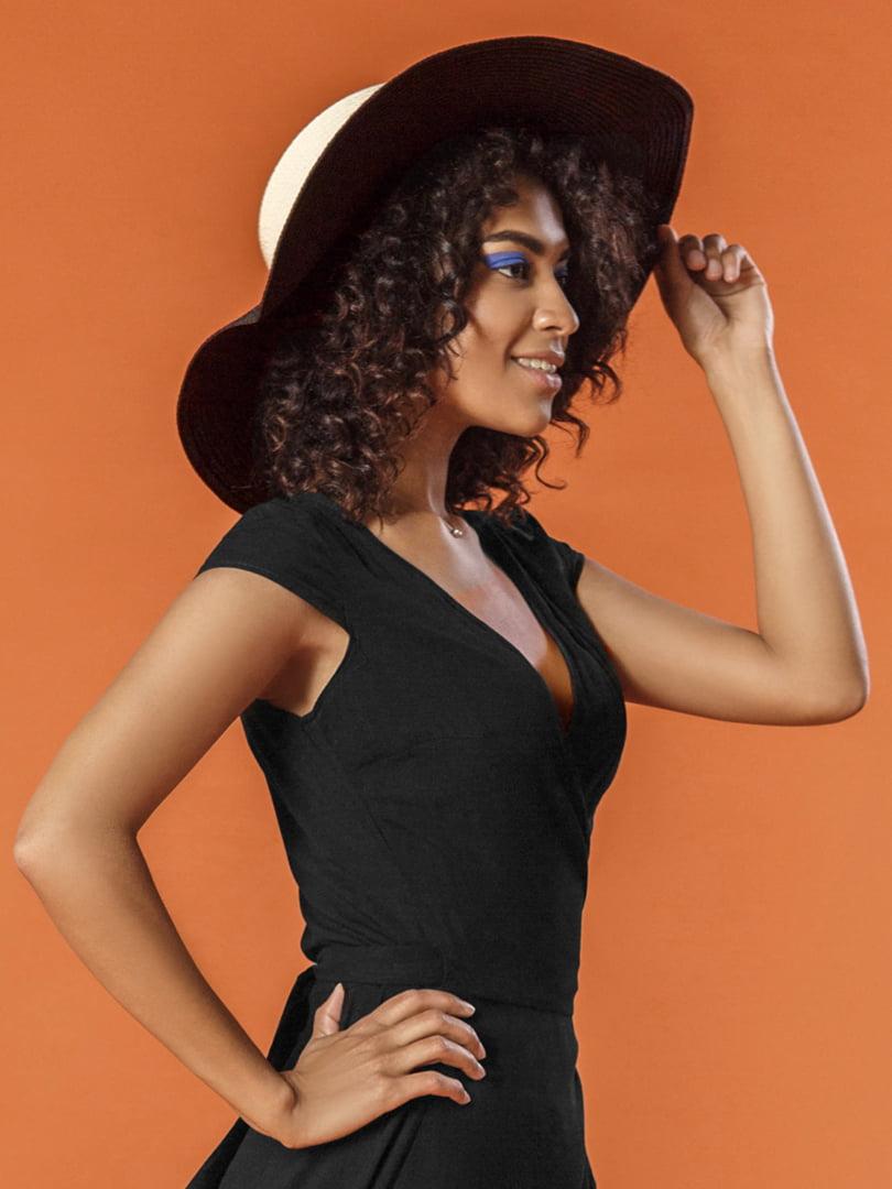 Шляпа двухцветная | 4310685