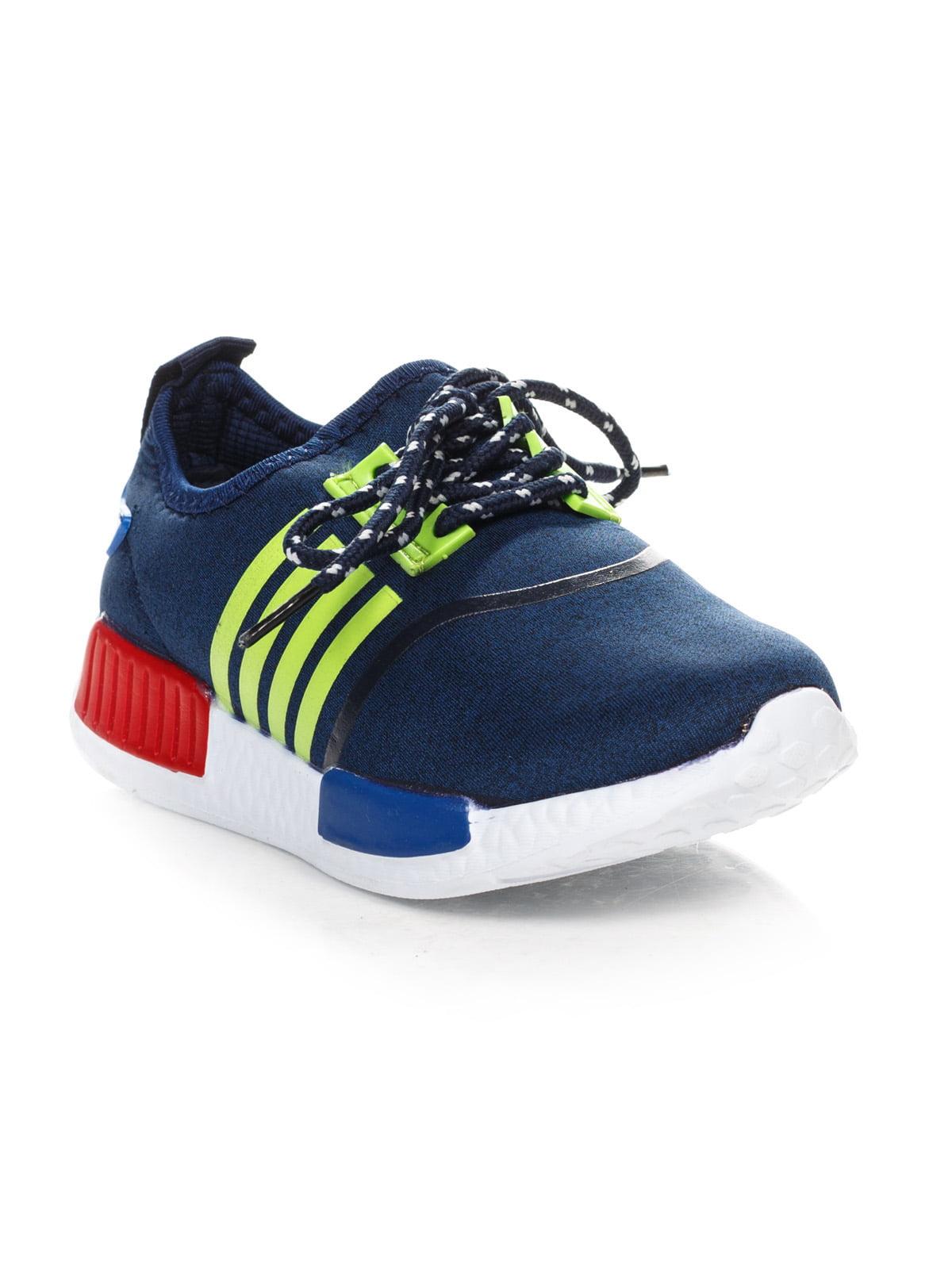 Кроссовки синие | 4412789