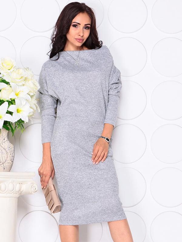 Сукня сіра | 4444565