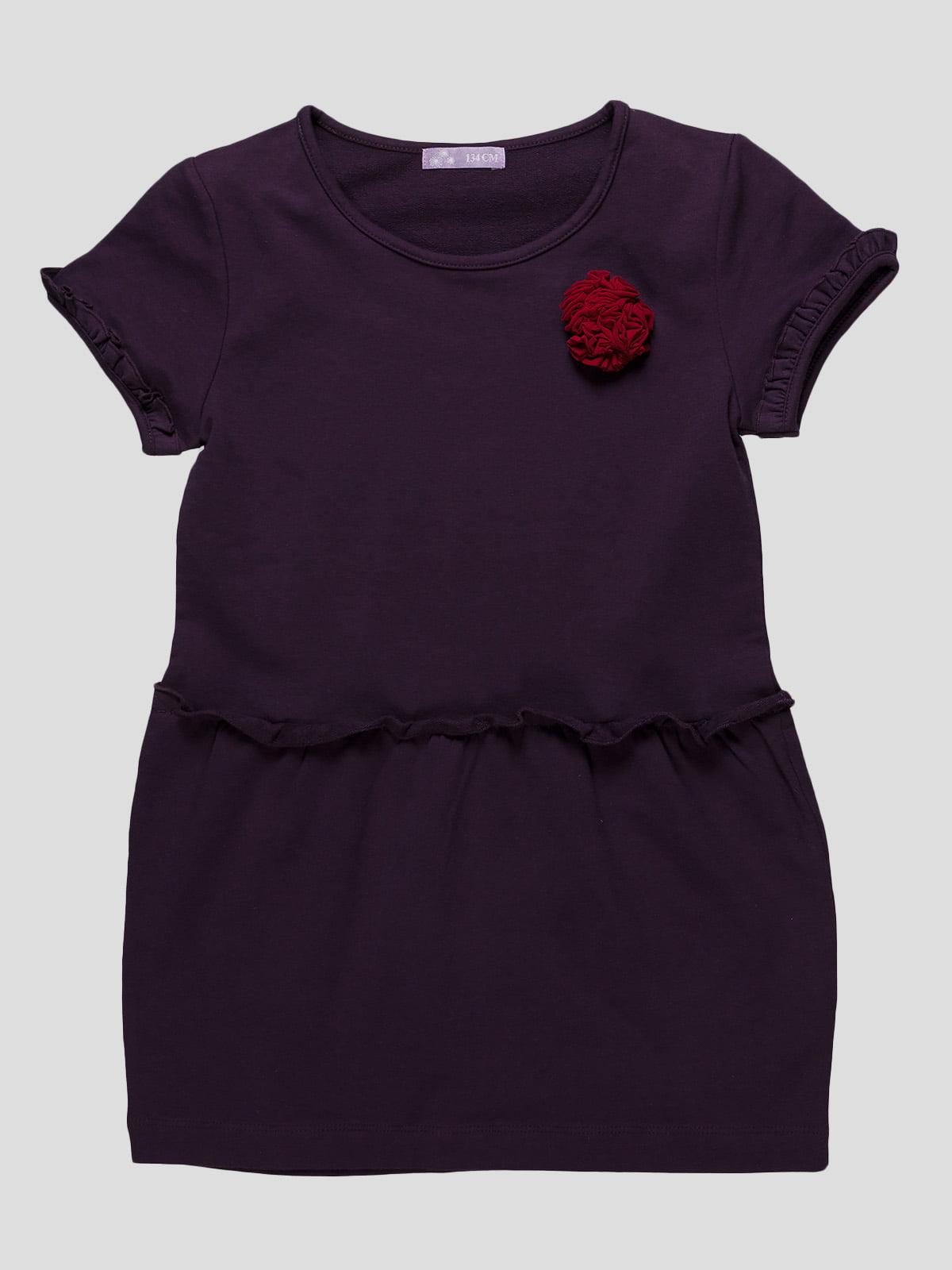 Сукня фіолетова | 4398676