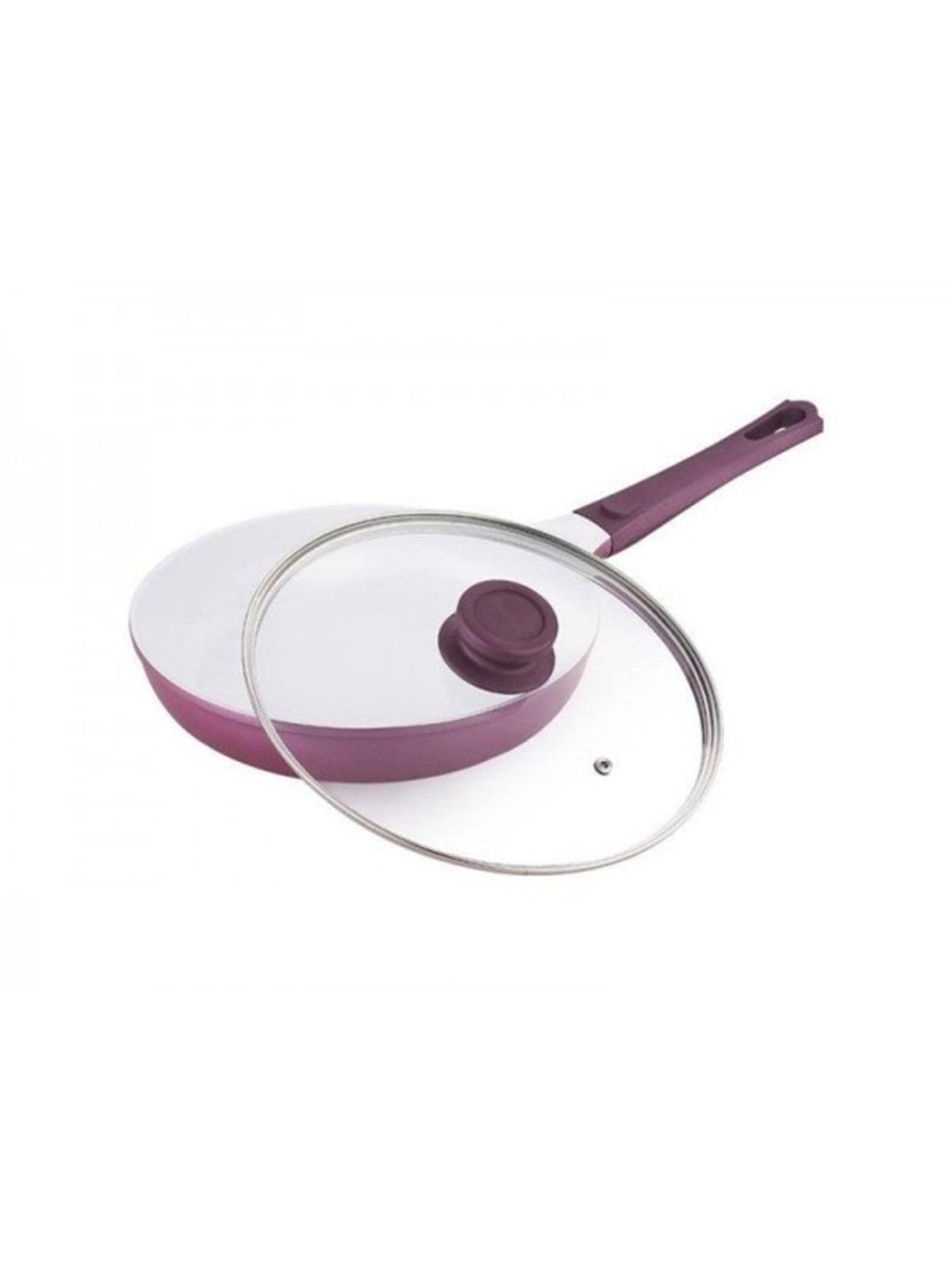Сковорідка з керамічним покриттям і кришкою (260 мм) | 4458321