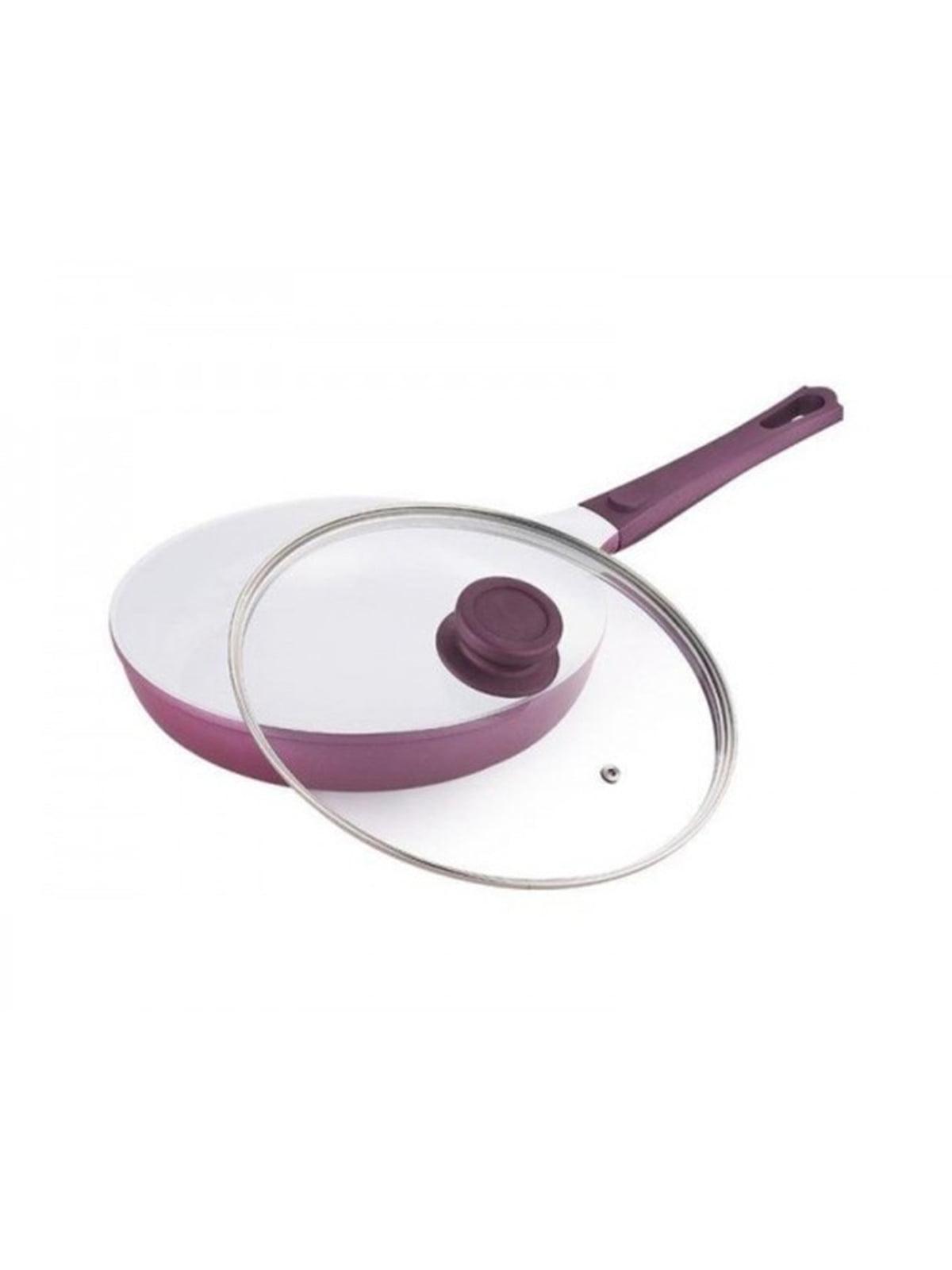 Сковорідка з керамічним покриттям і кришкою (280 мм) | 4458322