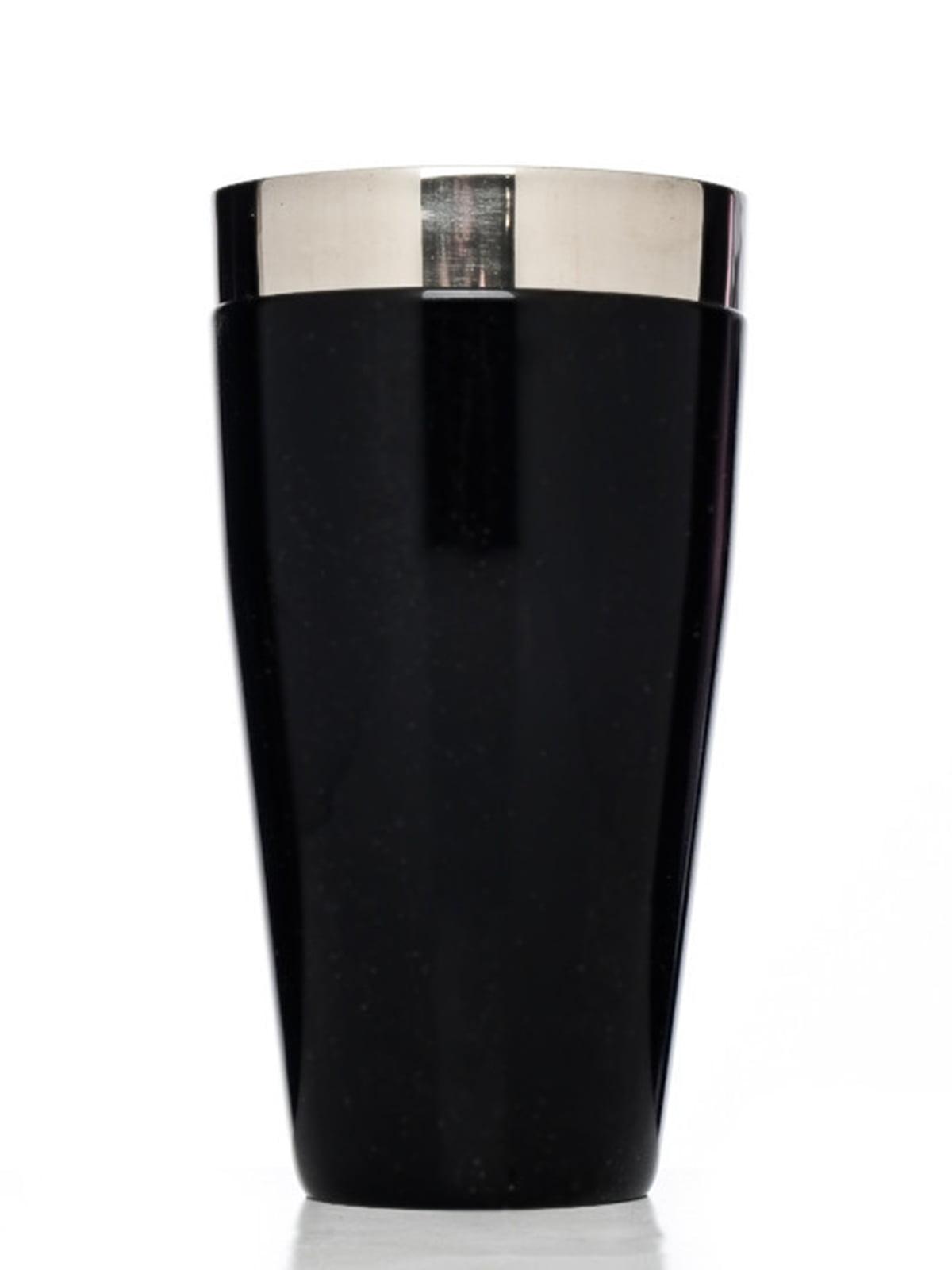 Шейкер з чорним вініловим покриттям (170 мм) | 4458482
