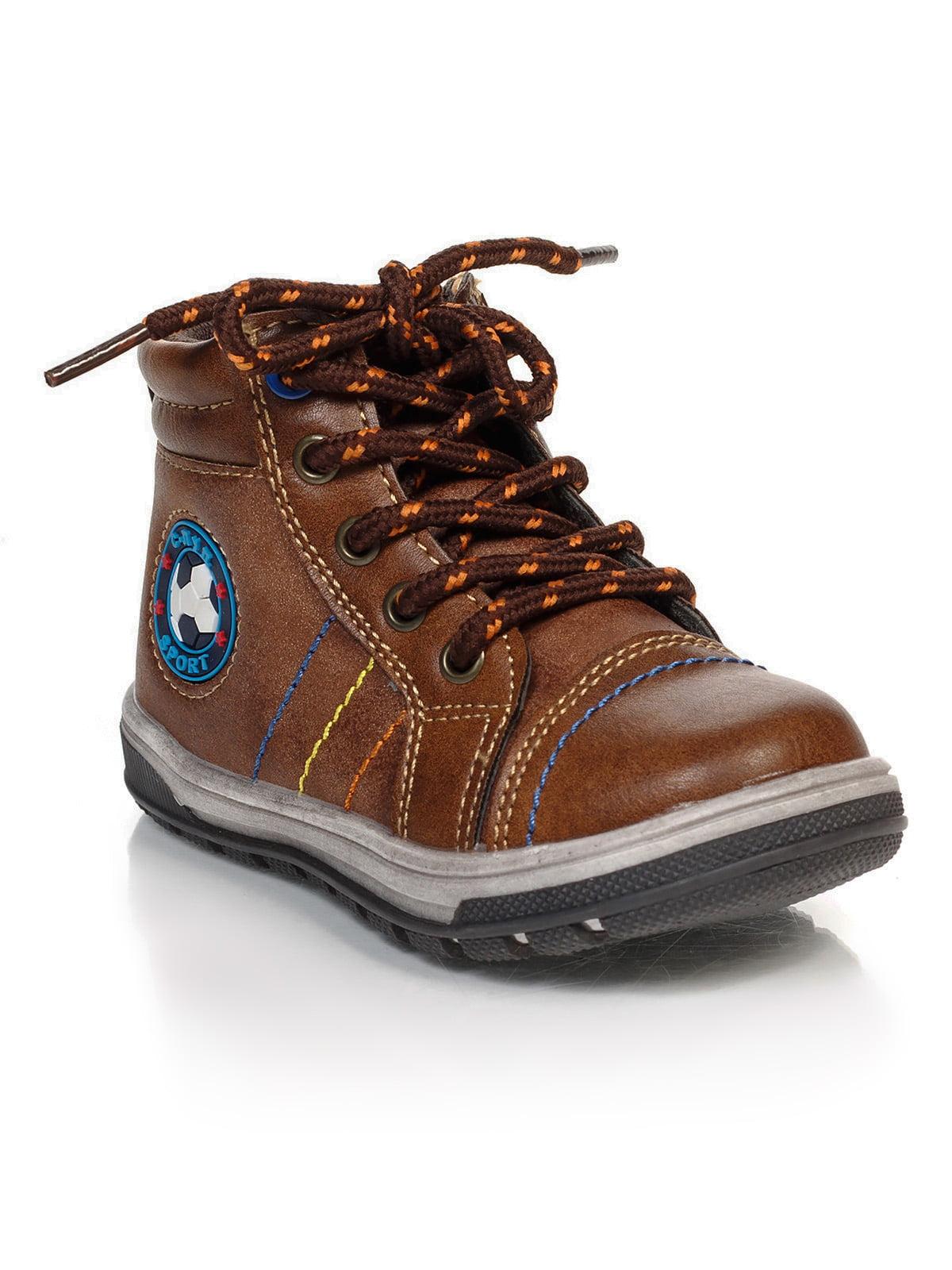 Ботинки коричневые | 4409472