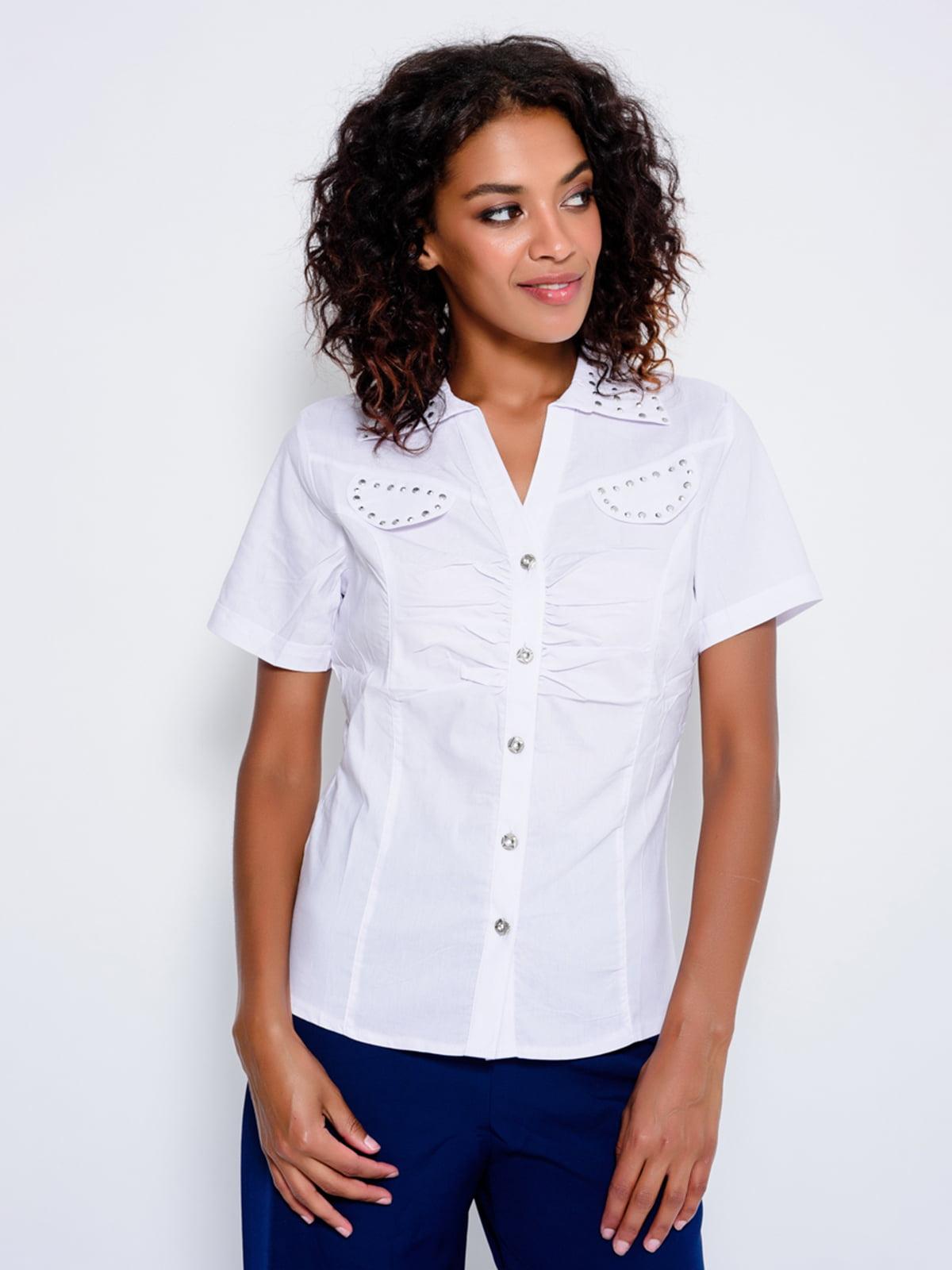 Сорочка біла | 4459477