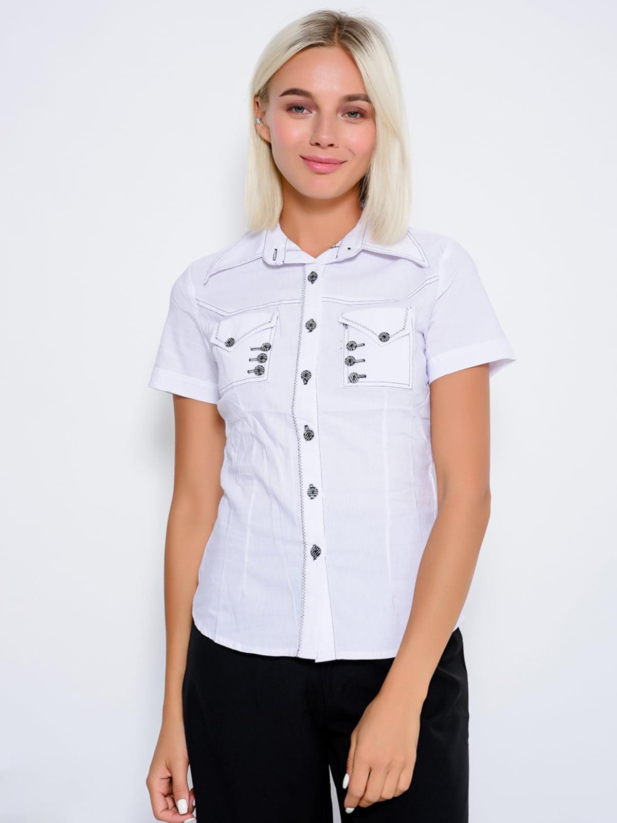 Сорочка біла | 4459484