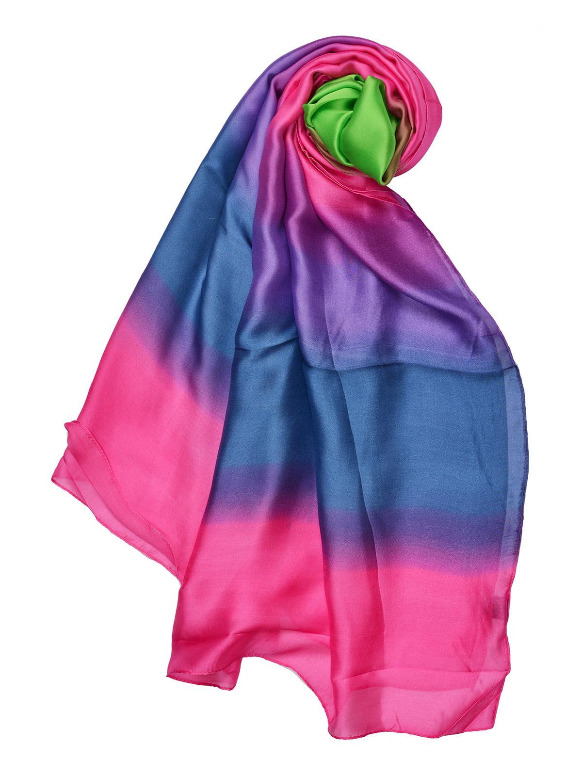 Палантин трехцветный   4460737
