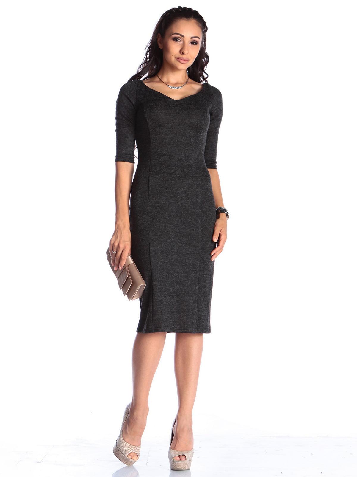 Платье черное | 4461287