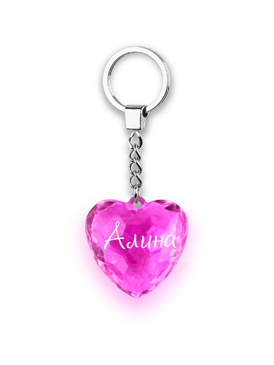 Брелок у вигляді діамантового серця «Алина» | 4464697 | фото 2