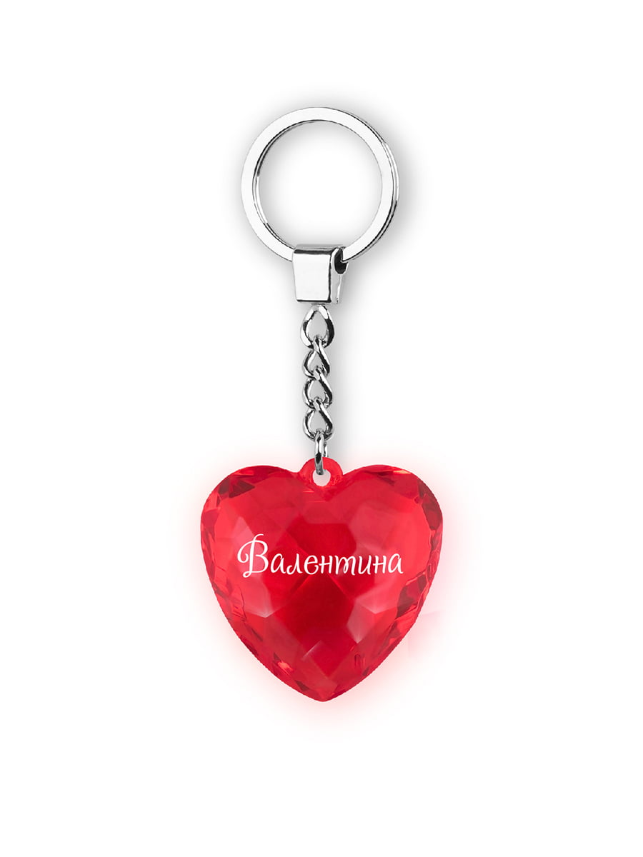 Брелок у вигляді діамантового серця «Валентина» | 4464706 | фото 2