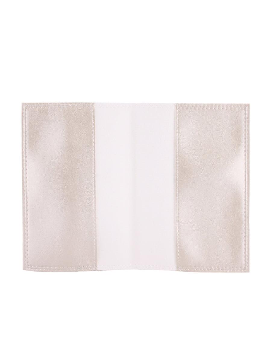 Обложка для паспорта золотистая   4465215   фото 3