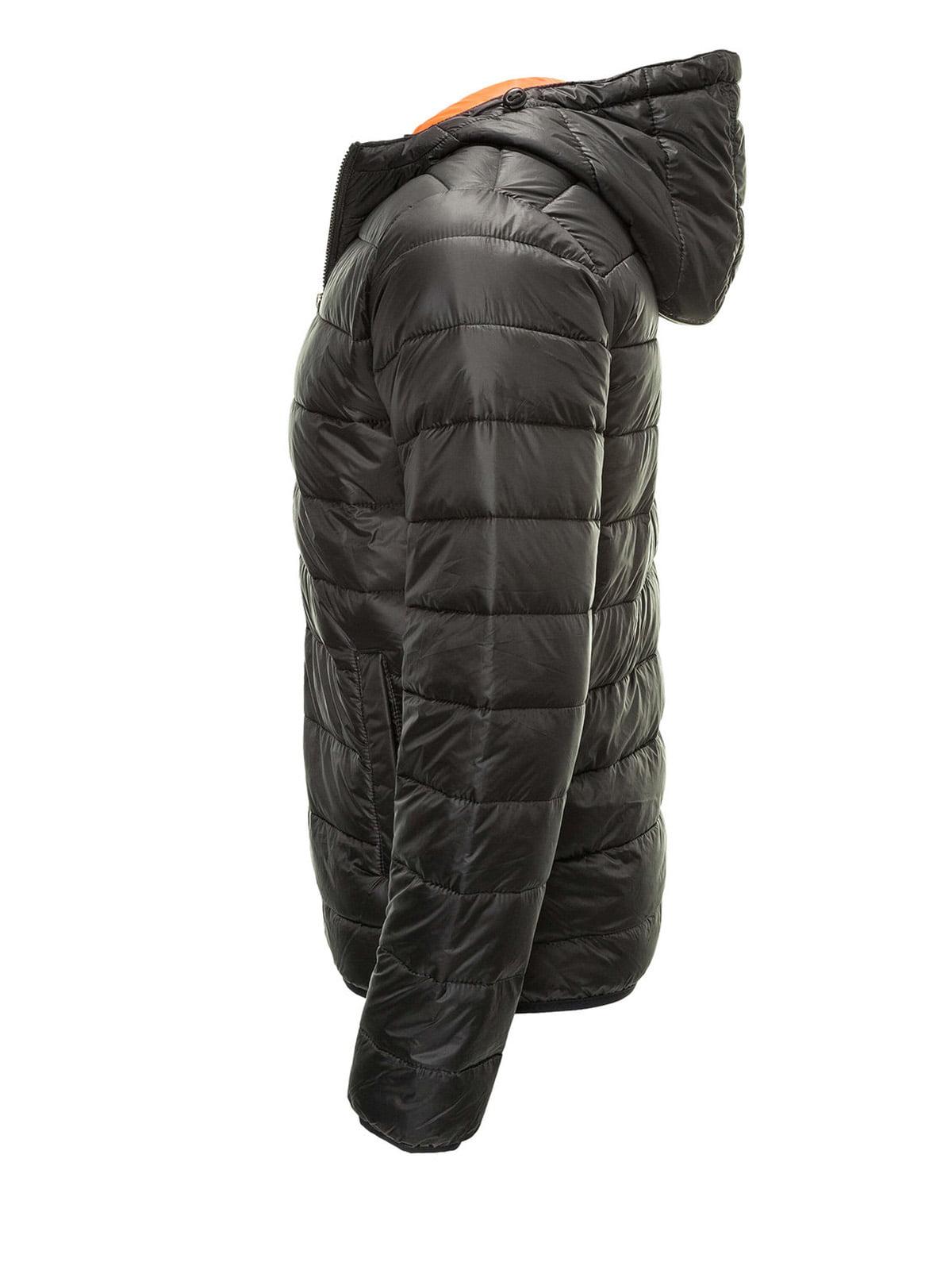 Куртка черная | 2919235 | фото 5