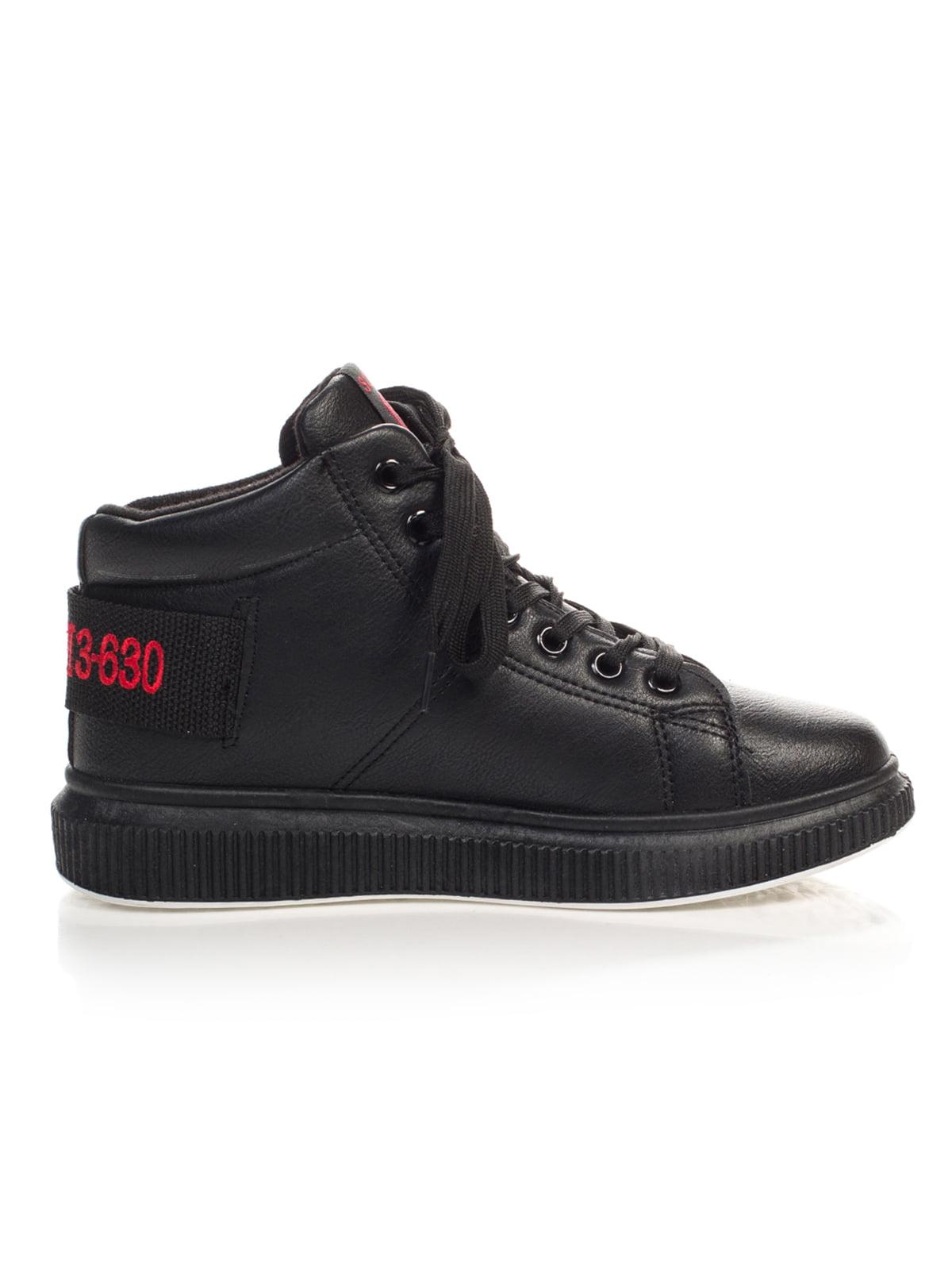 Ботинки черные   4462853   фото 2