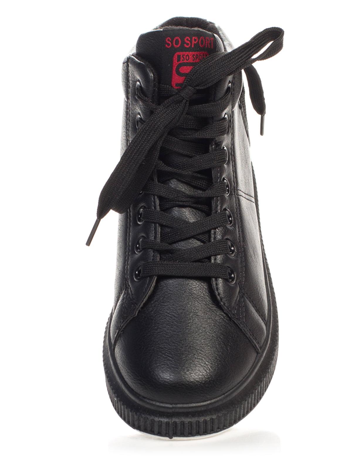 Ботинки черные   4462853   фото 5