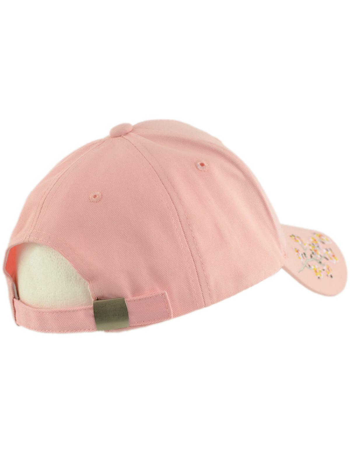 Бейсболка рожева | 4331757 | фото 2