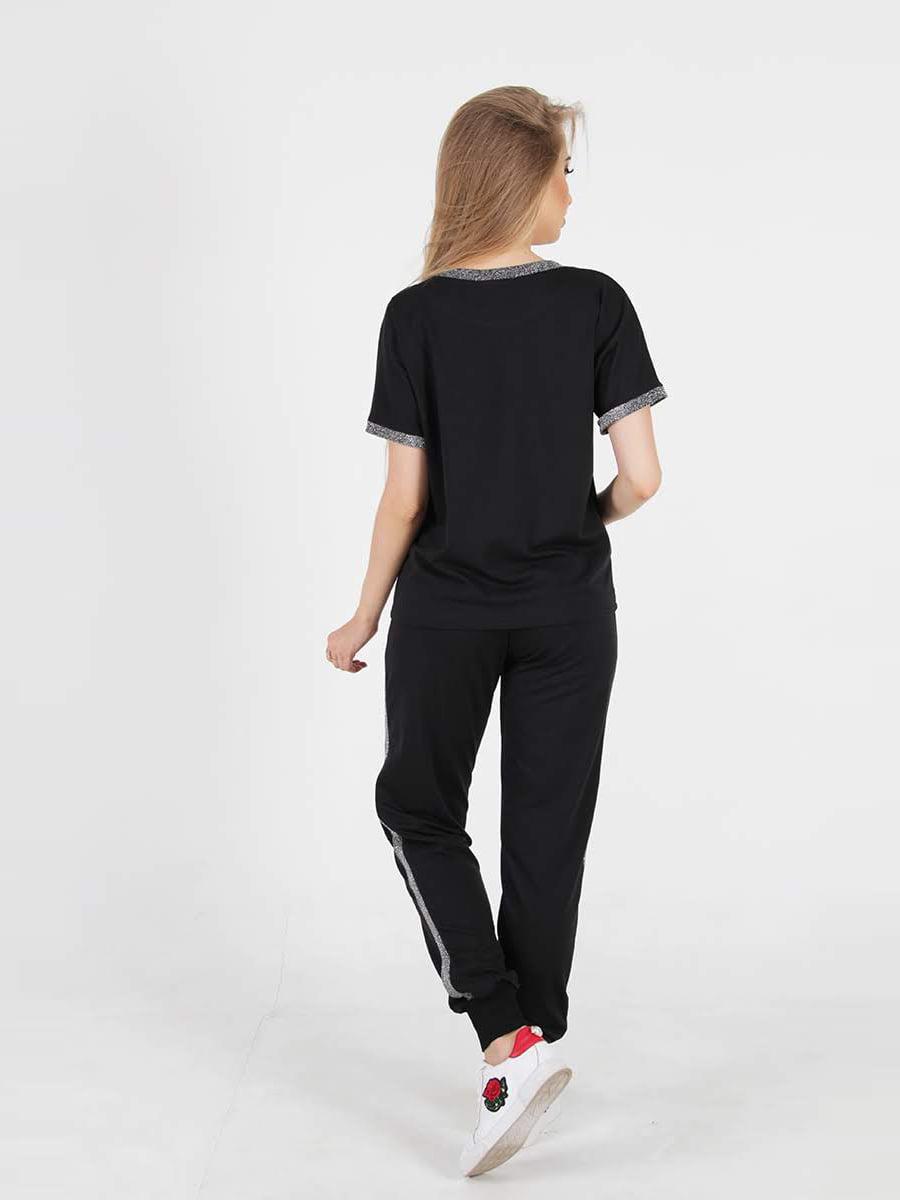 Костюм: футболка и брюки | 4442948 | фото 2