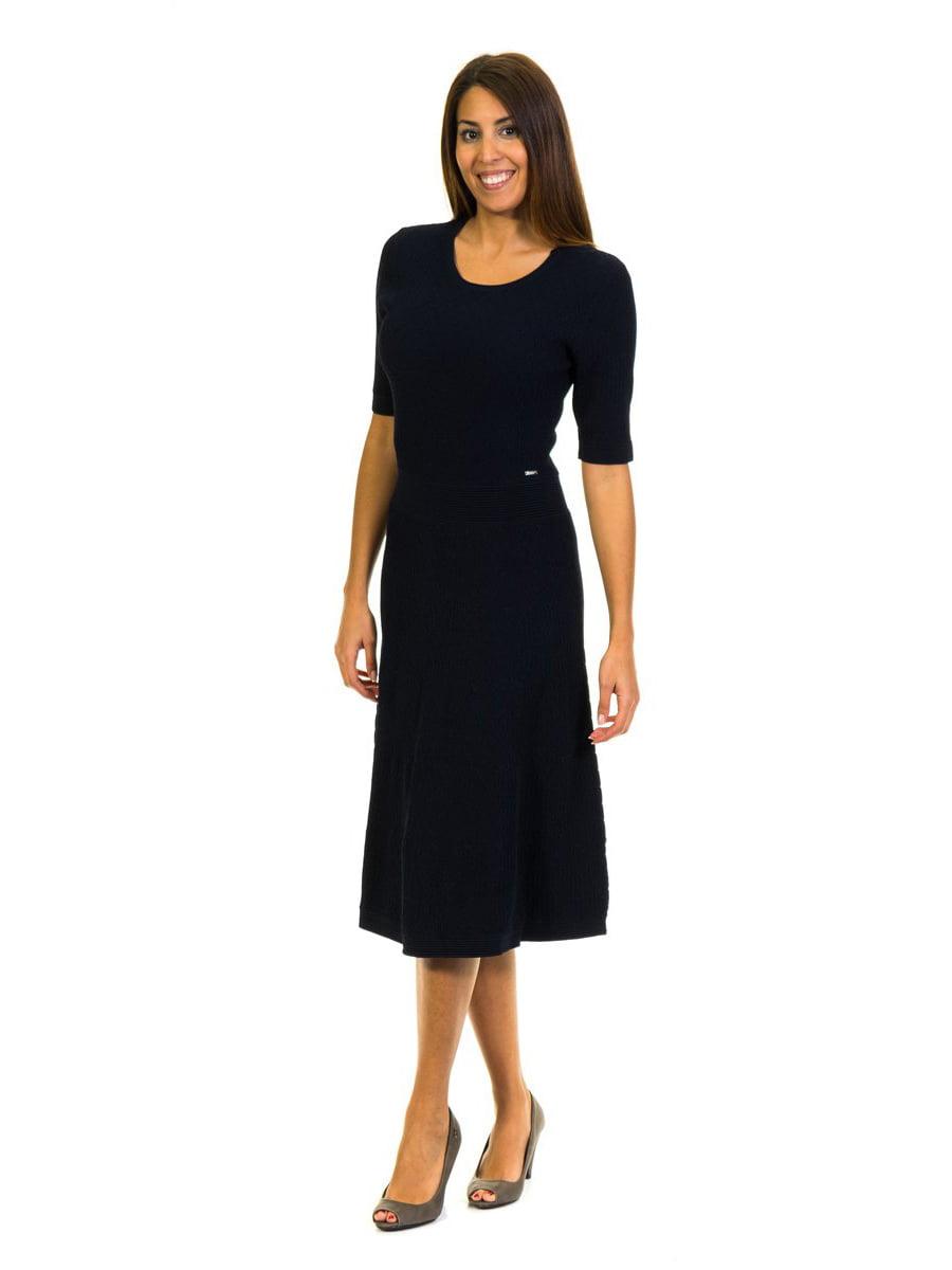 Сукня темно-синя | 4105116