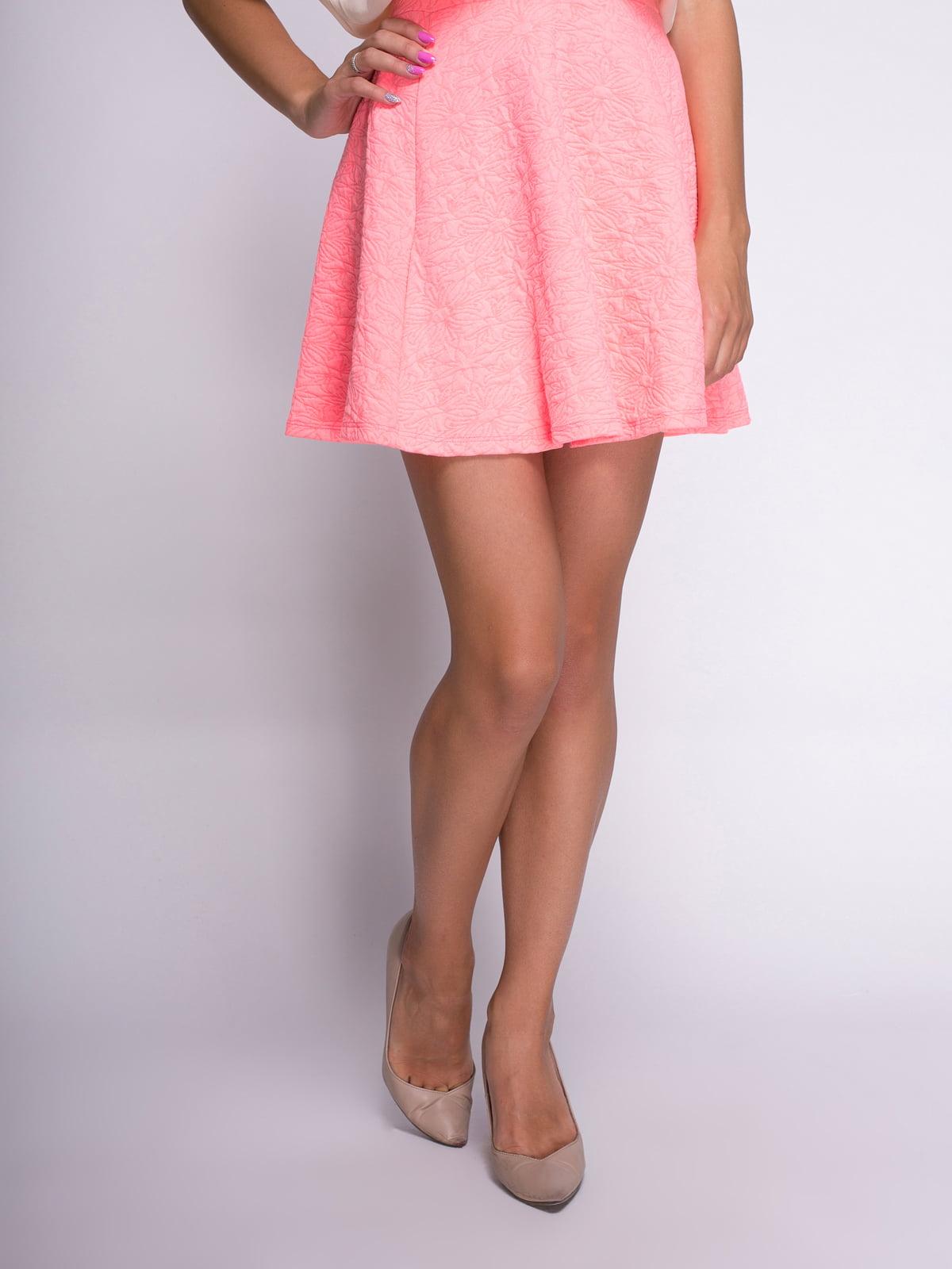 Юбка розовая   3781445