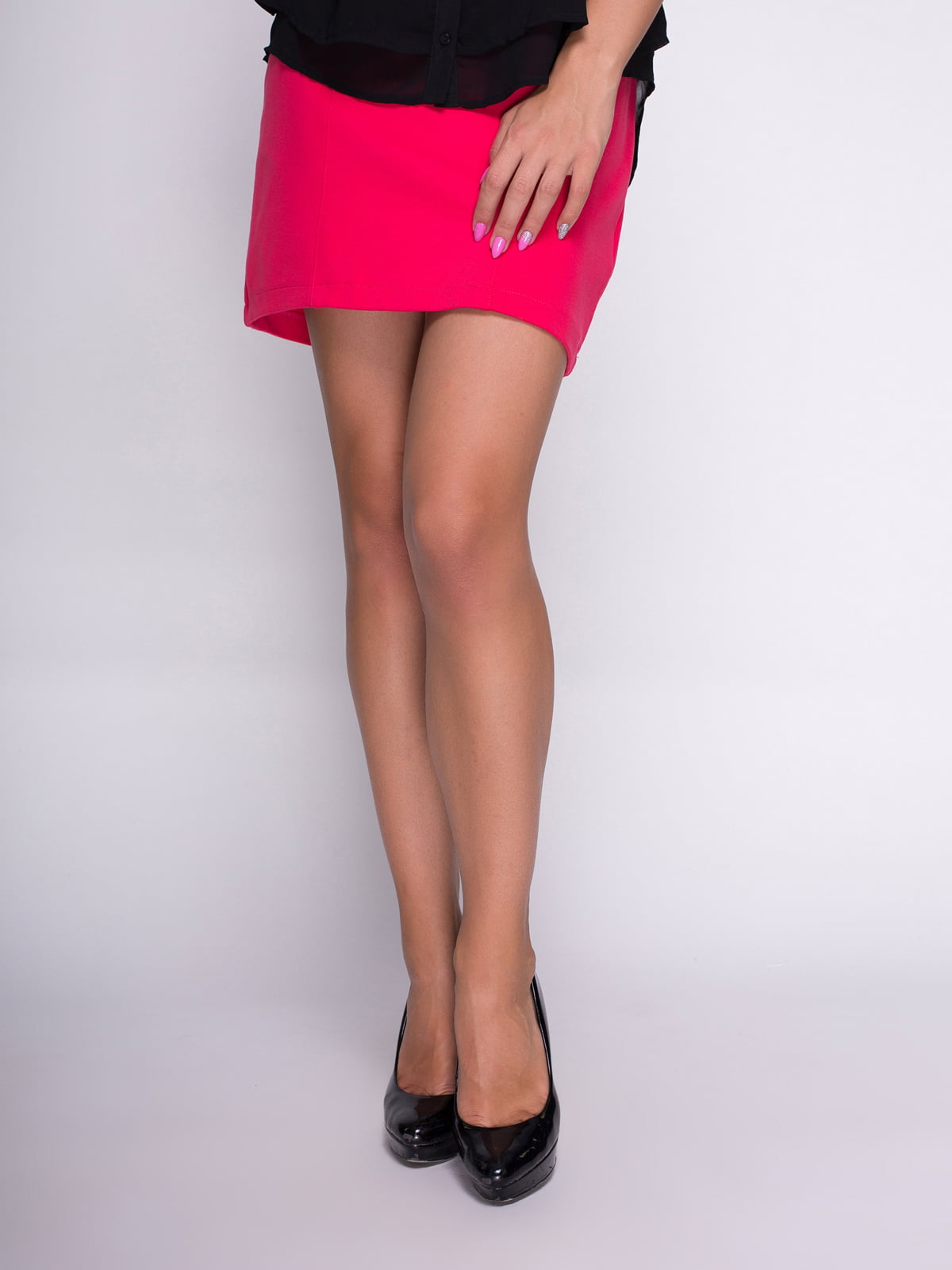 Юбка розовая | 3780371