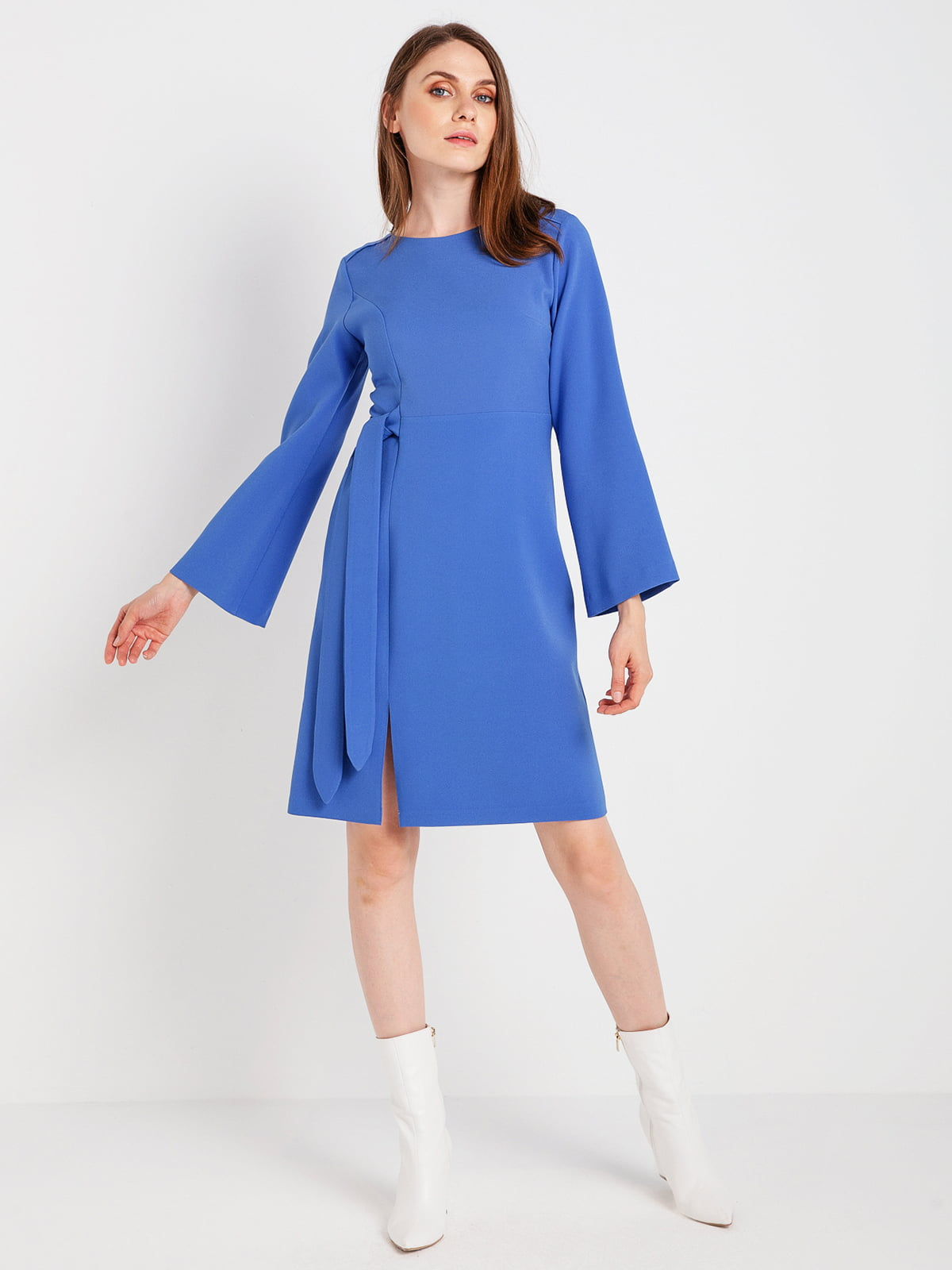 Сукня кольору індиго   4472723