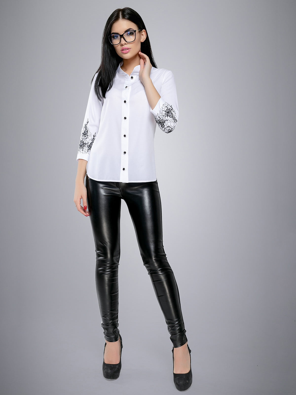 Рубашка белая | 4479659