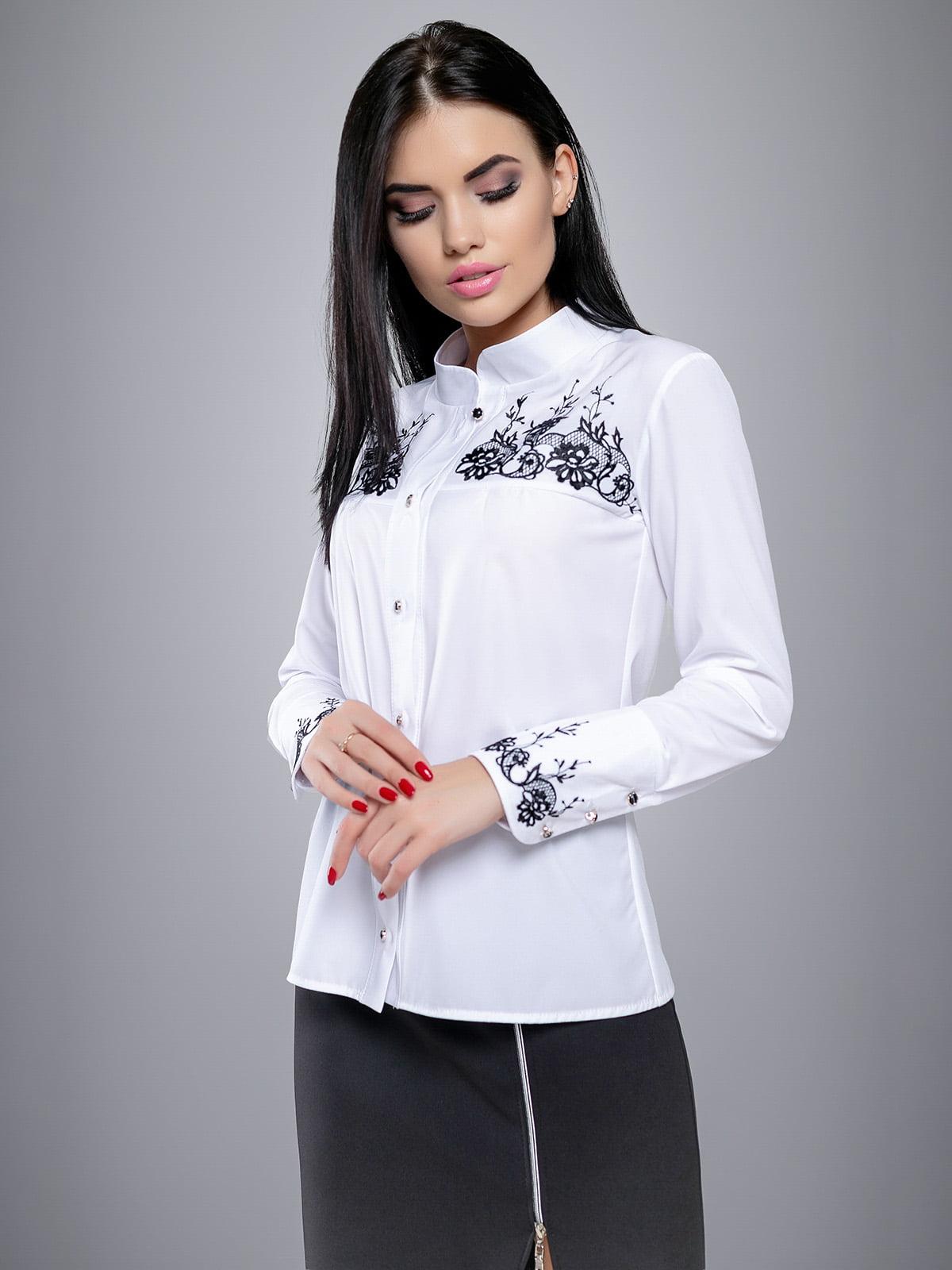 Рубашка белая | 4479663