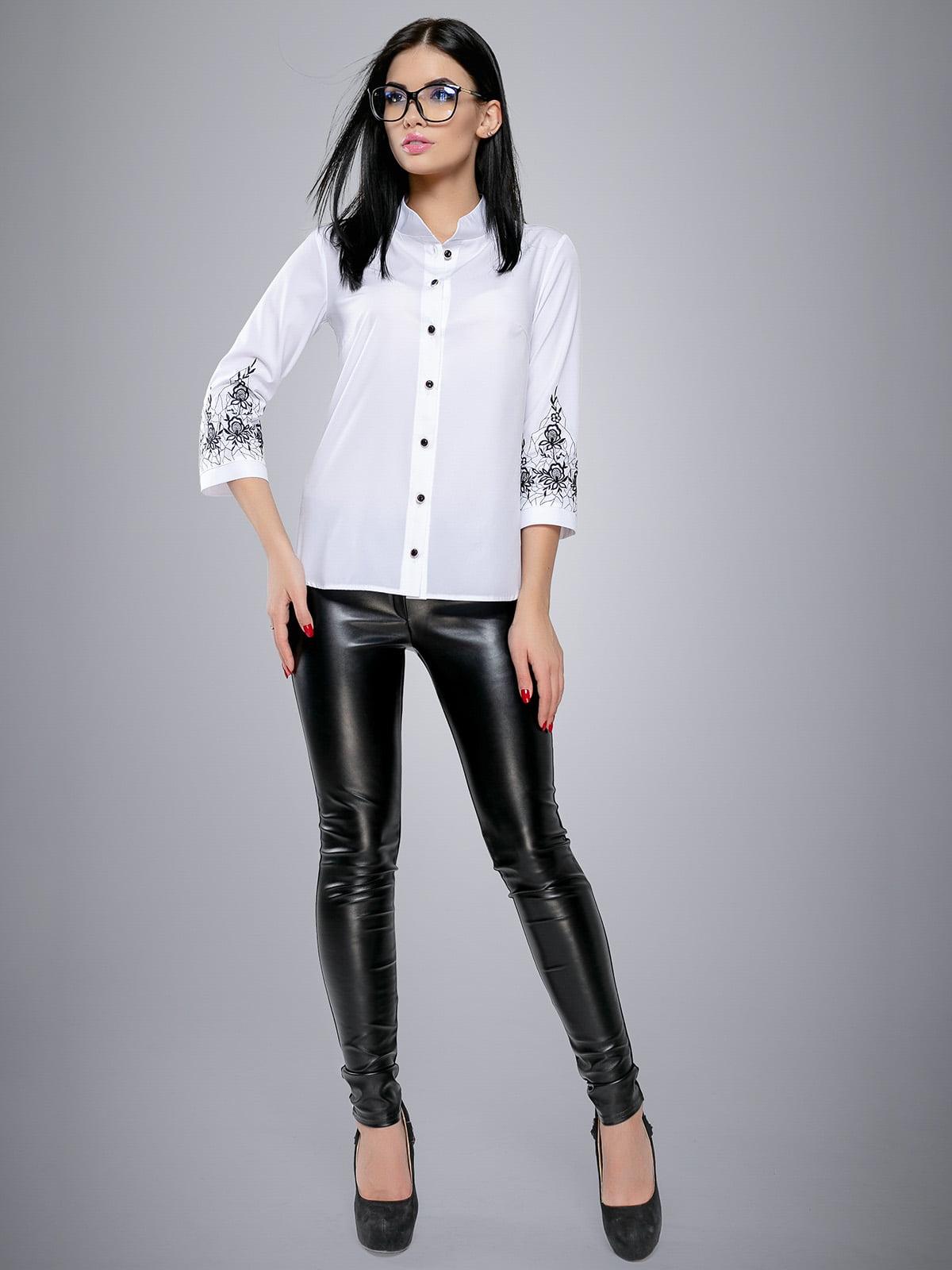 Сорочка біла | 4479671 | фото 3
