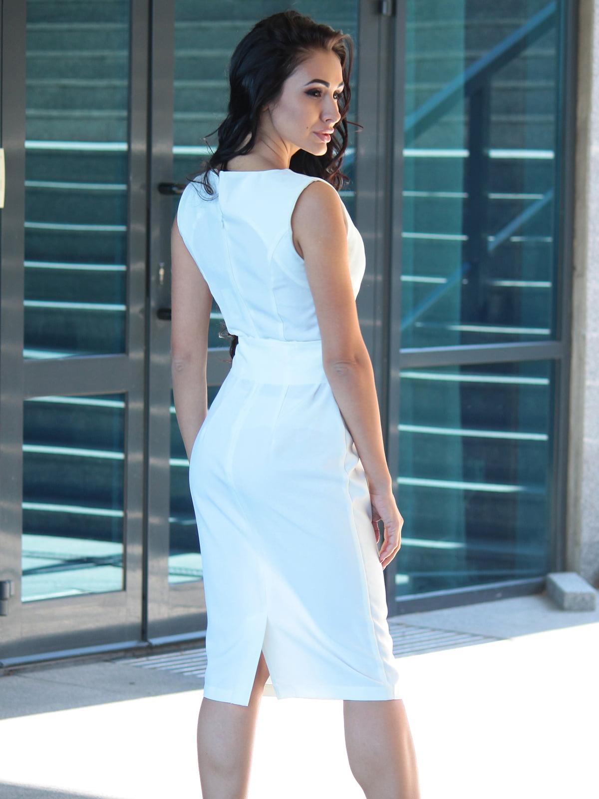 Платье молочное | 3679125 | фото 2