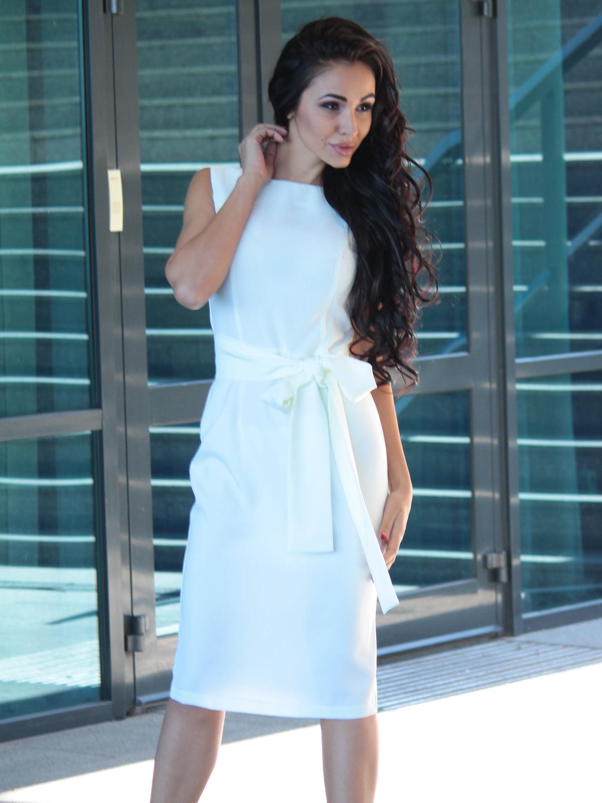 Платье молочное | 3679125 | фото 4