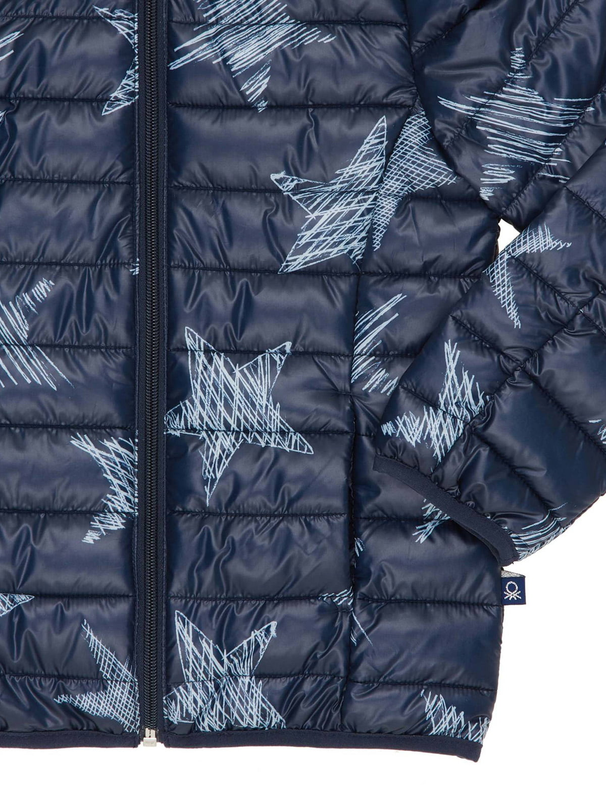 Куртка синяя | 4427801 | фото 2