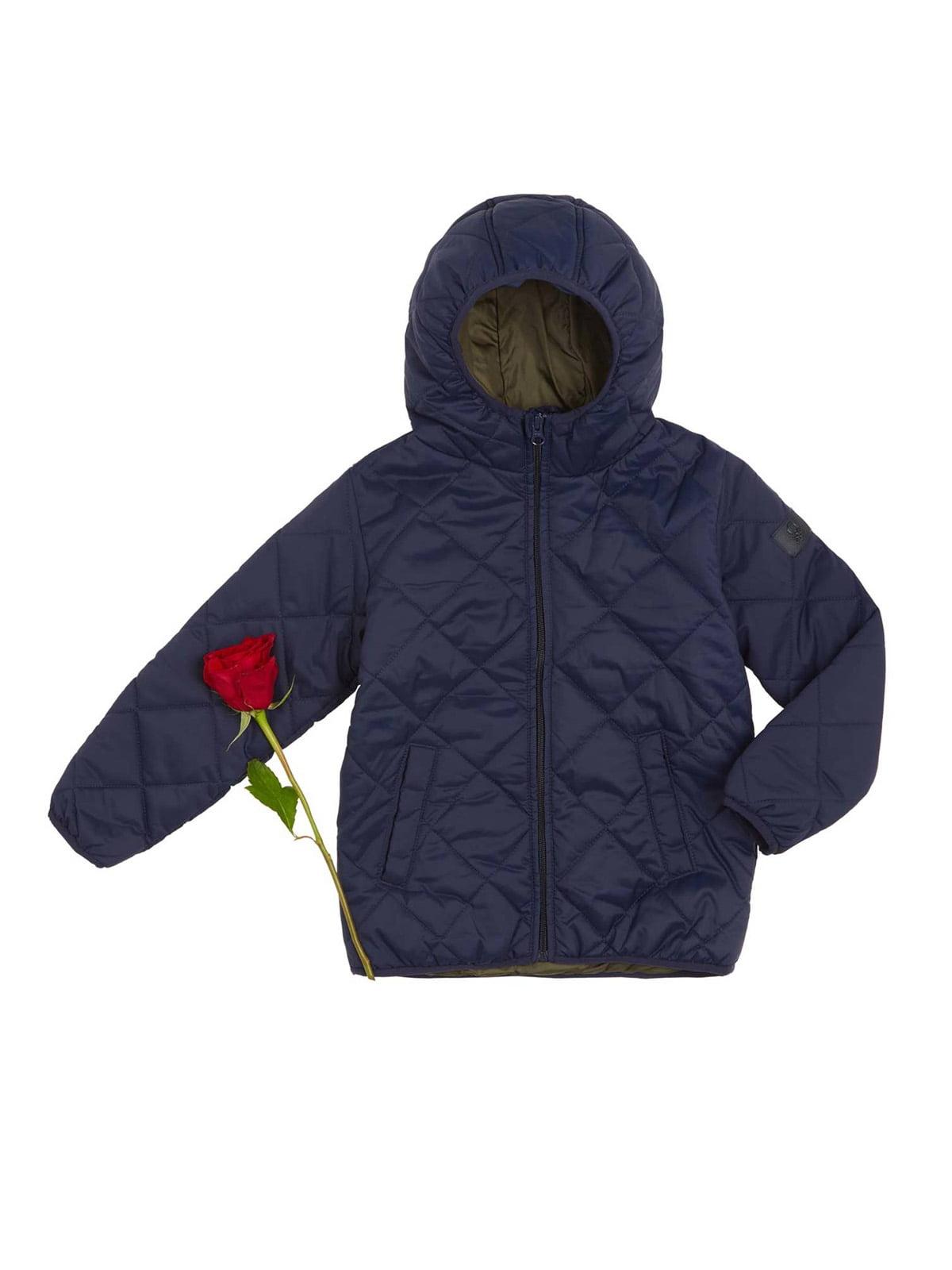 Куртка синя | 4427812 | фото 2