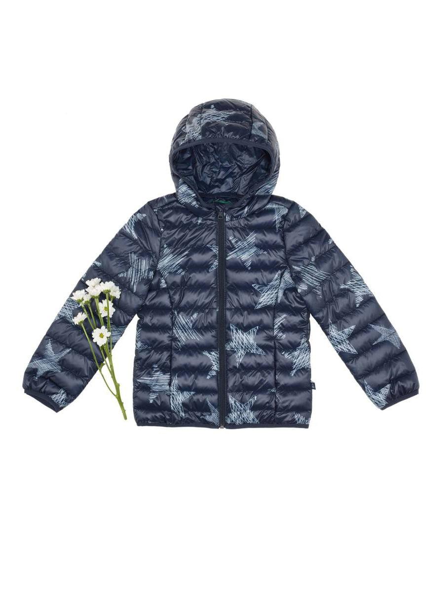 Куртка синяя | 4427801 | фото 3