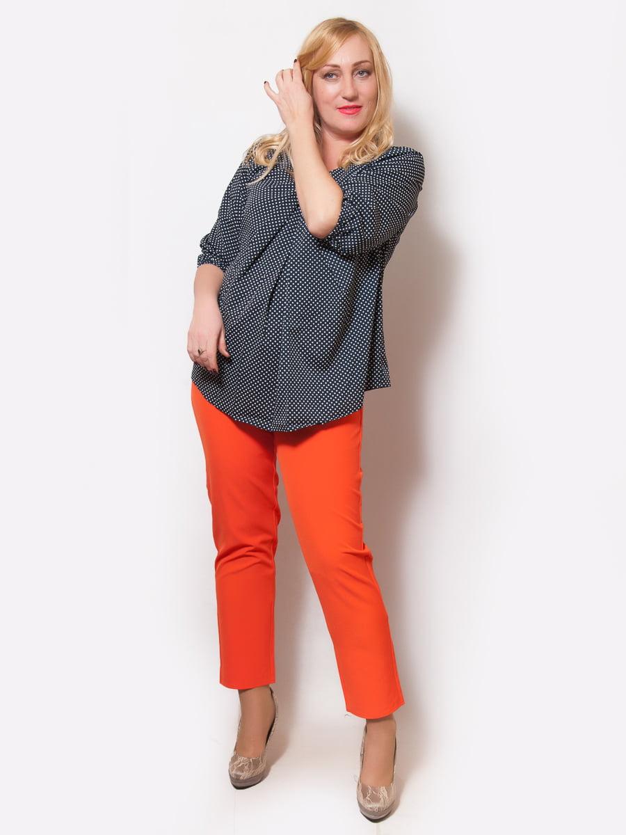 Костюм: блуза, жакет и брюки | 4486842 | фото 2