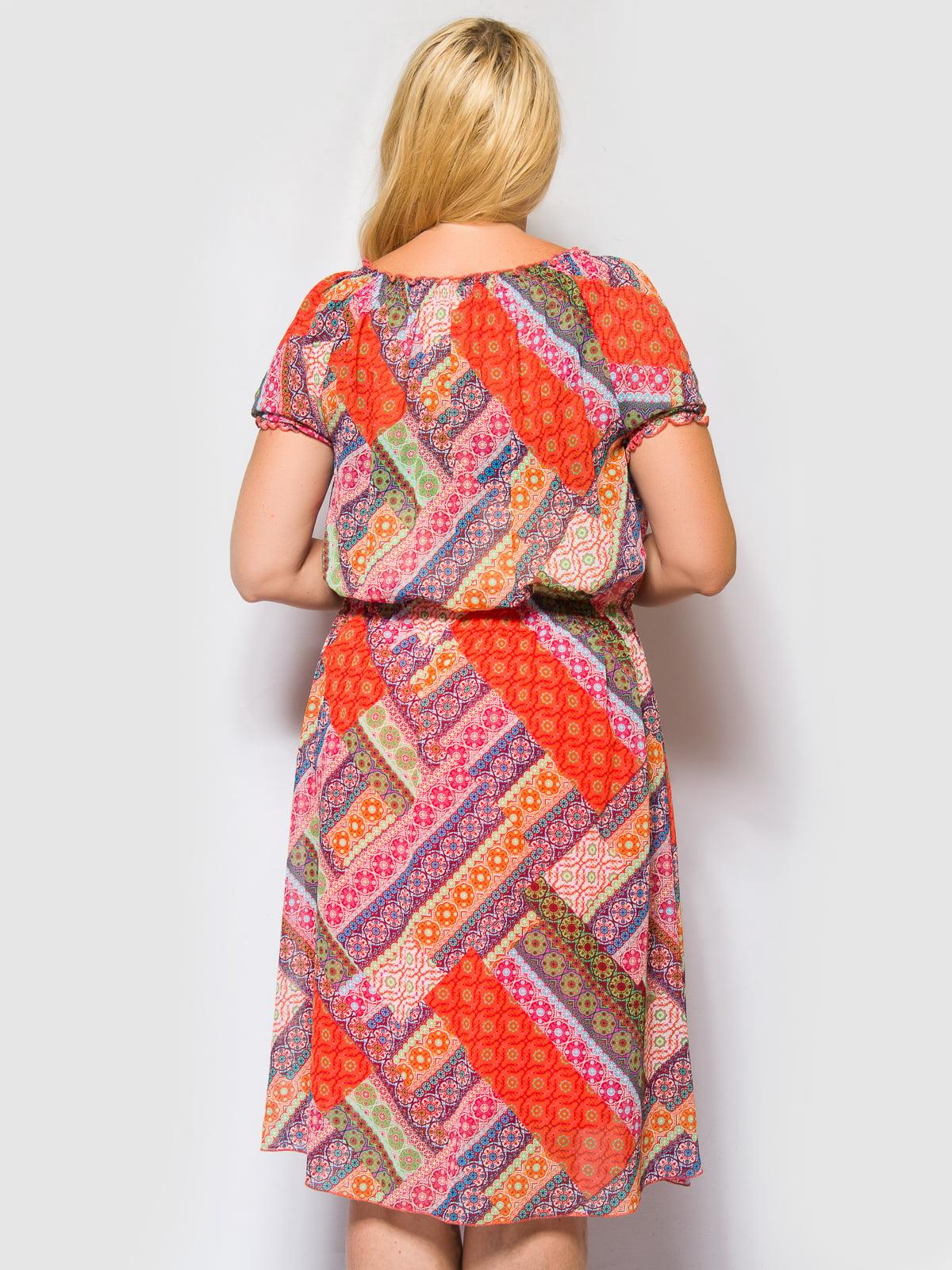 Сукня в принт | 4469242 | фото 5