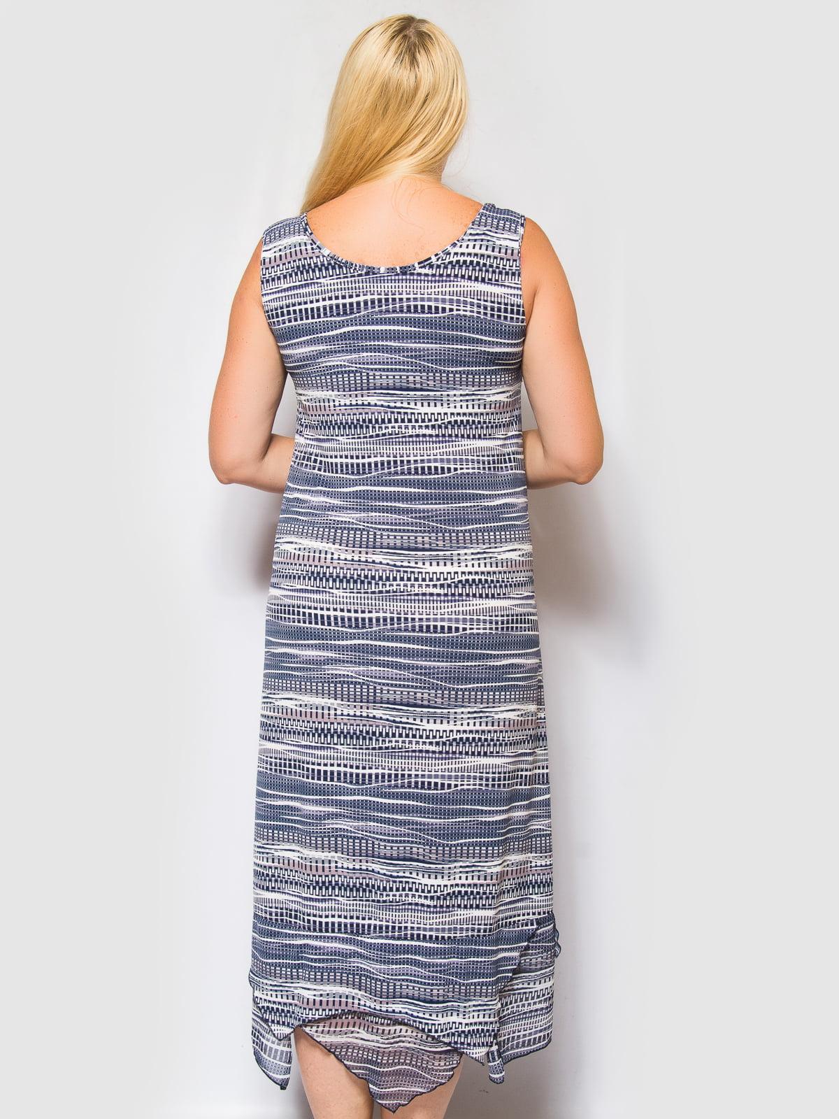 Платье в принт | 4469257 | фото 6