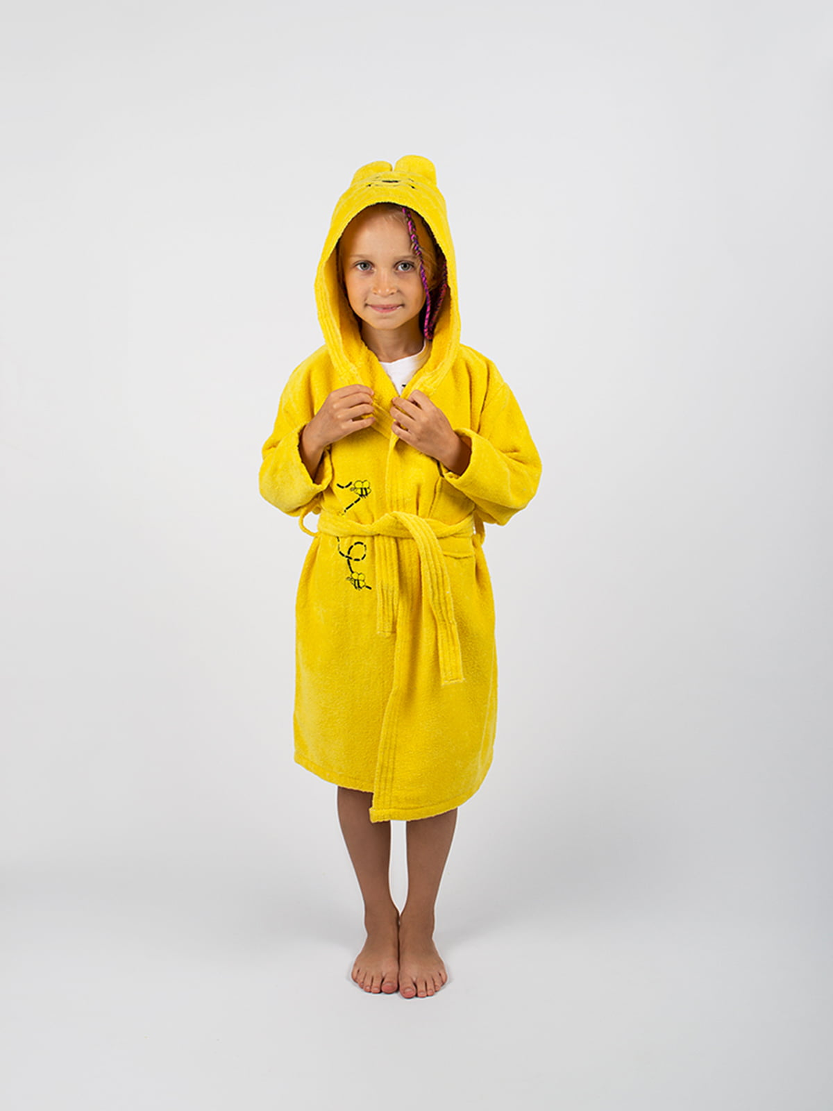 Халат желтый   4454008