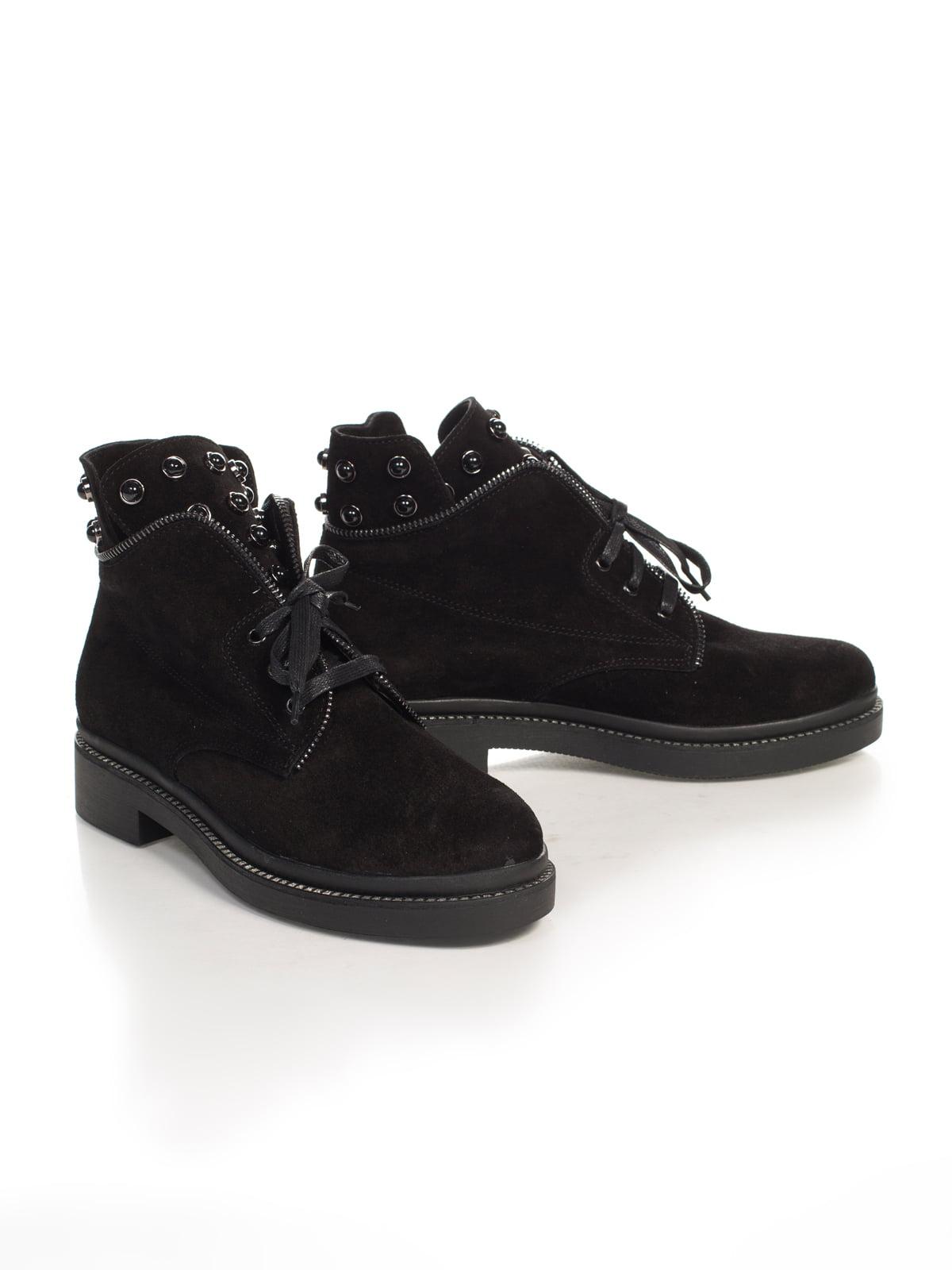 Ботинки черные   4469831   фото 5