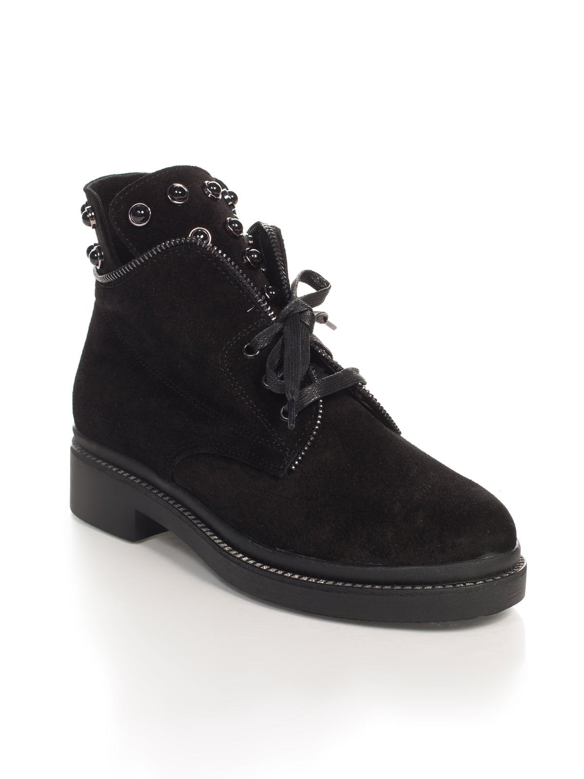 Ботинки черные   4469831   фото 6