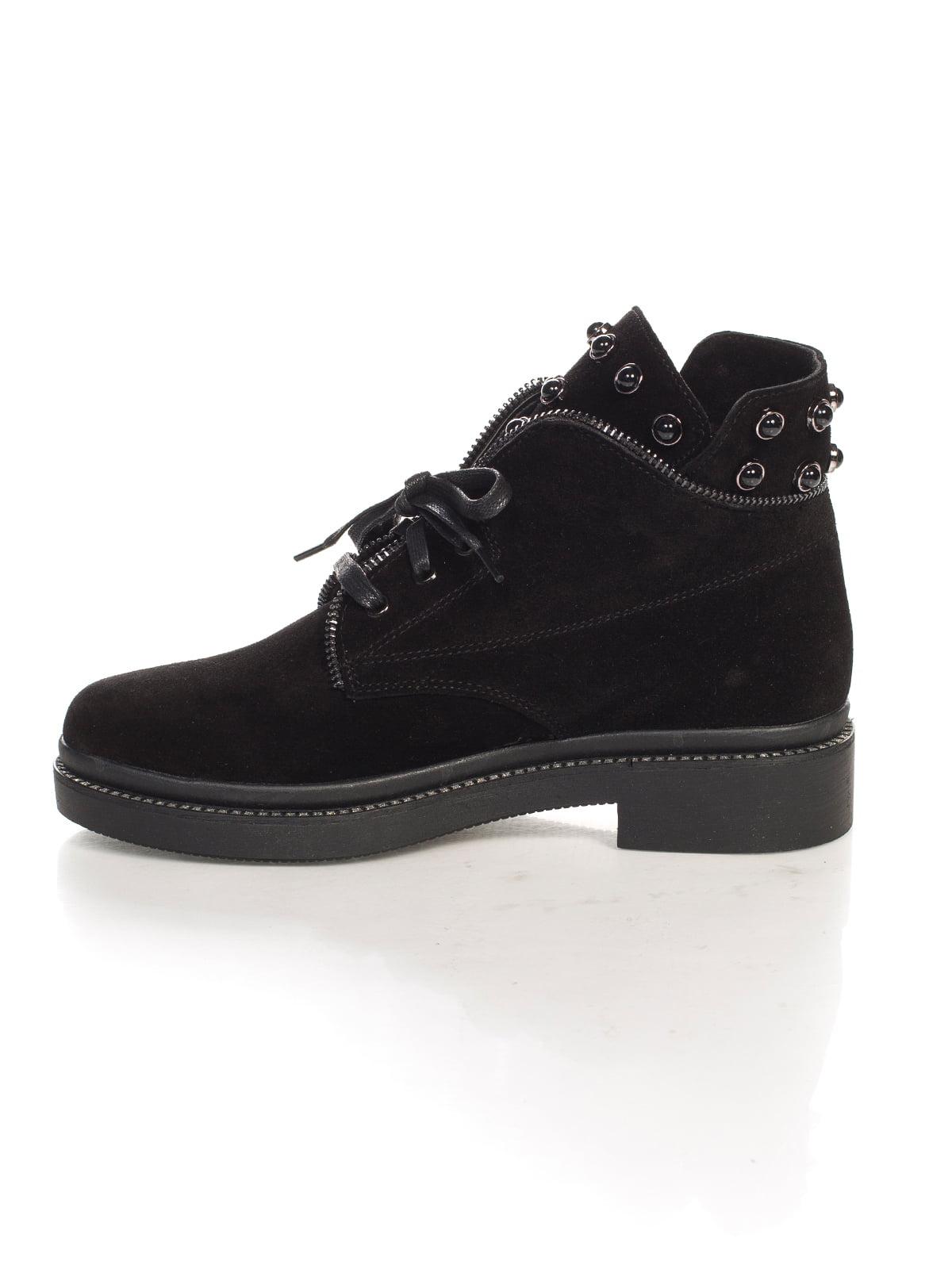 Ботинки черные   4469831   фото 7