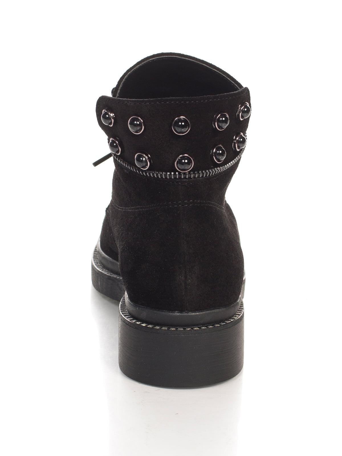 Ботинки черные   4469831   фото 8