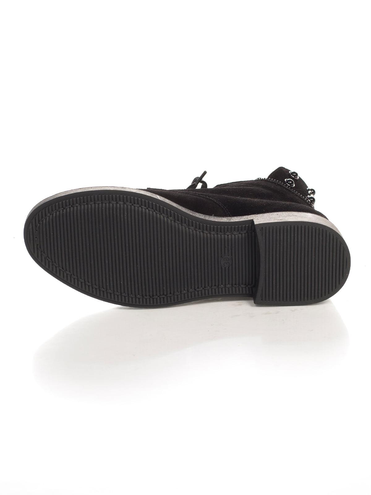 Ботинки черные   4469831   фото 9