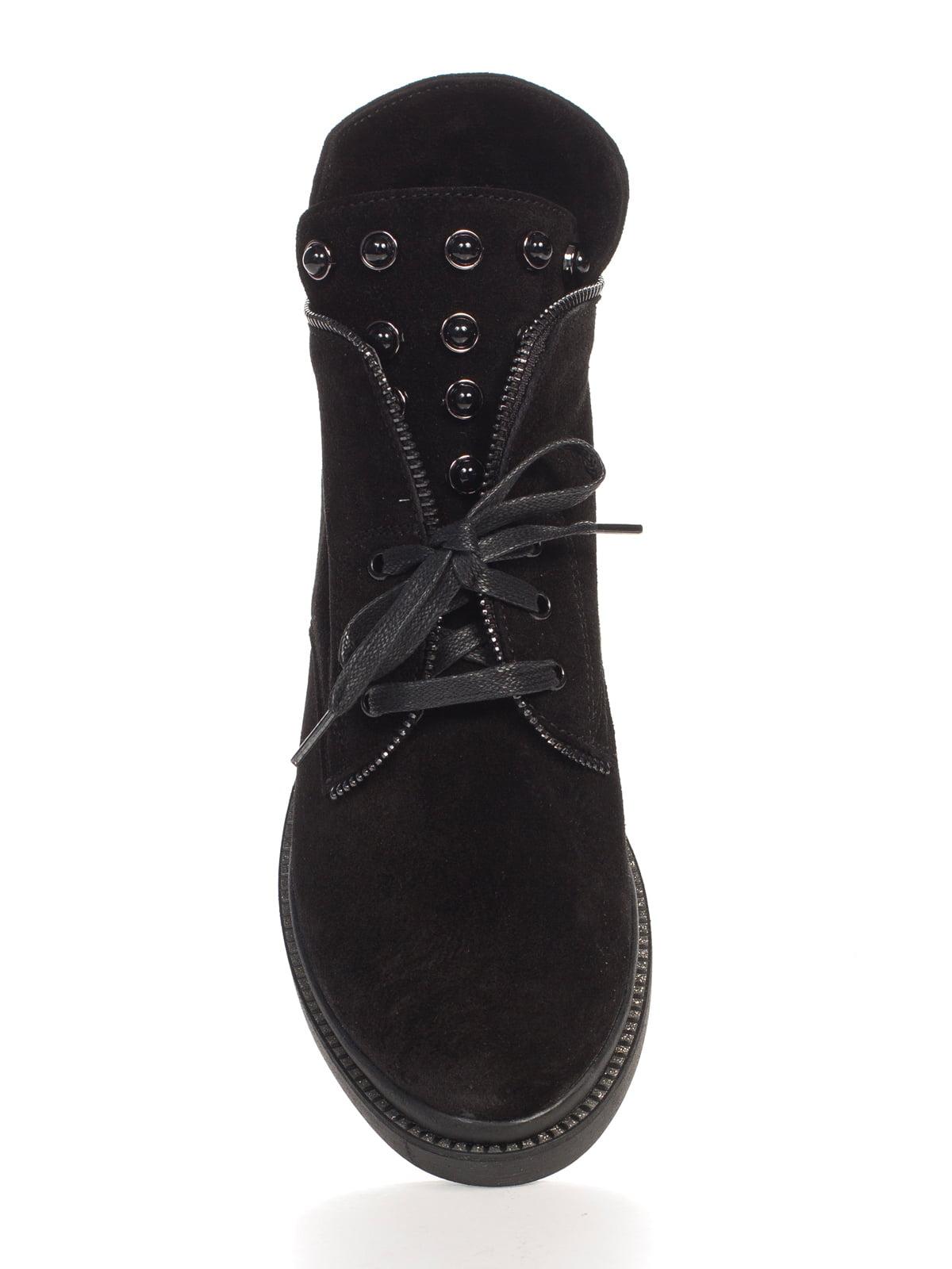 Ботинки черные   4469831   фото 10