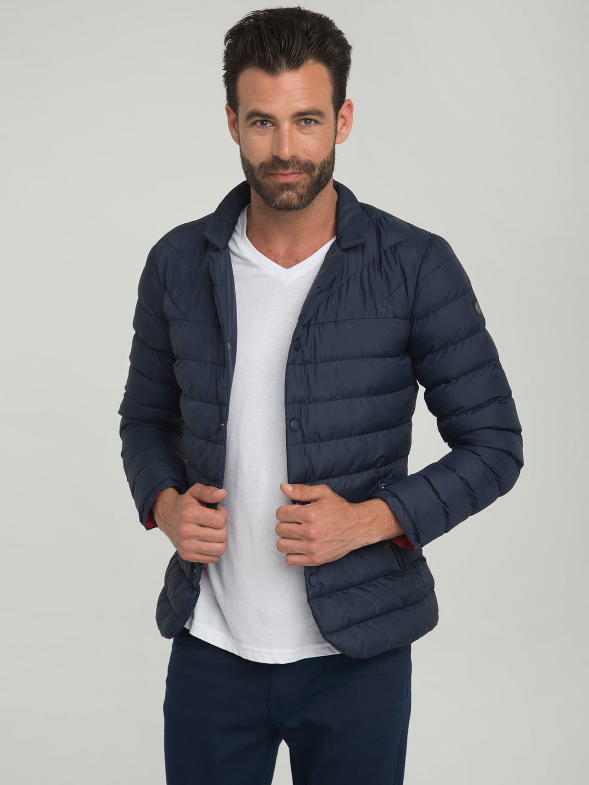 Куртка синяя   4488823