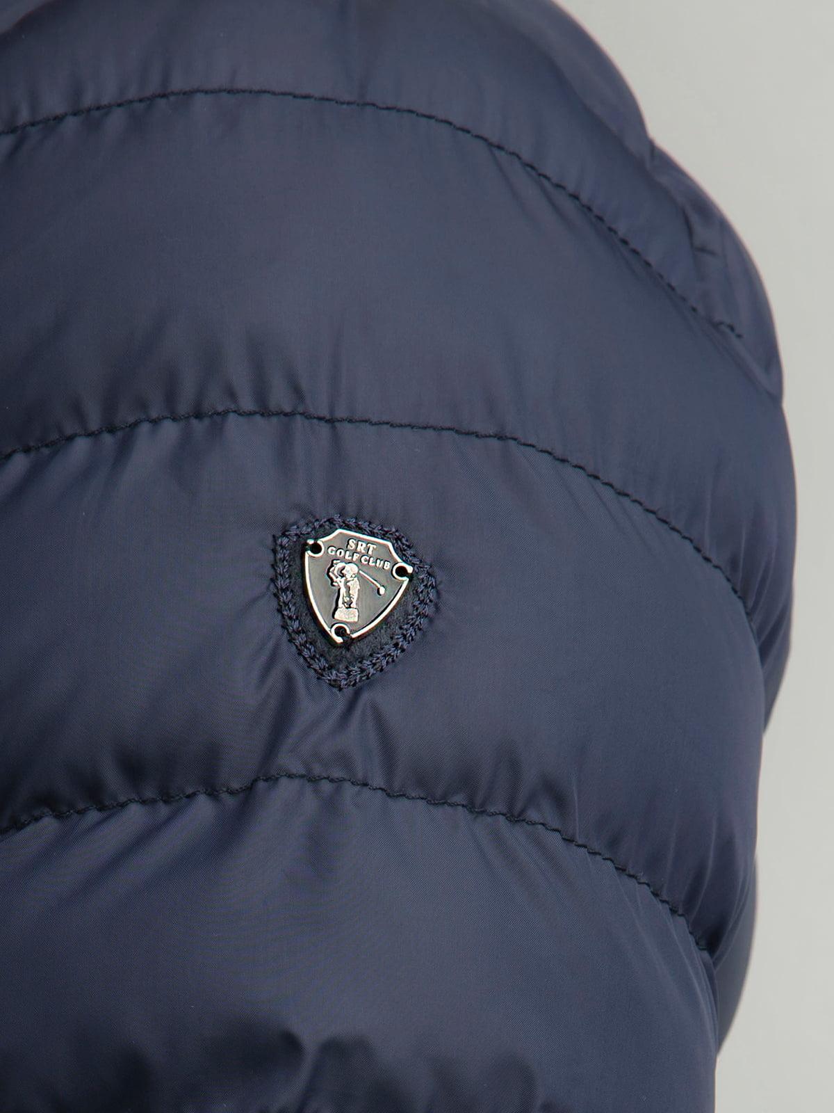 Куртка синяя   4488823   фото 5