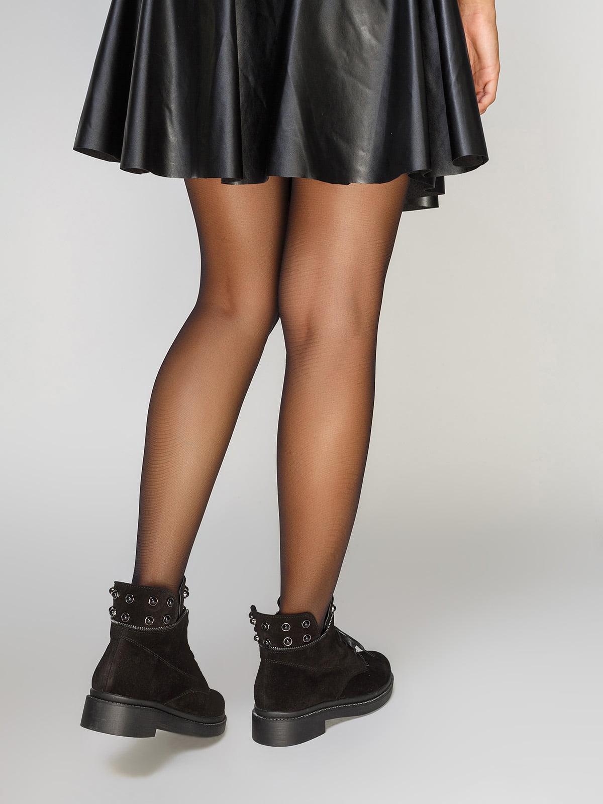 Ботинки черные   4469831   фото 4