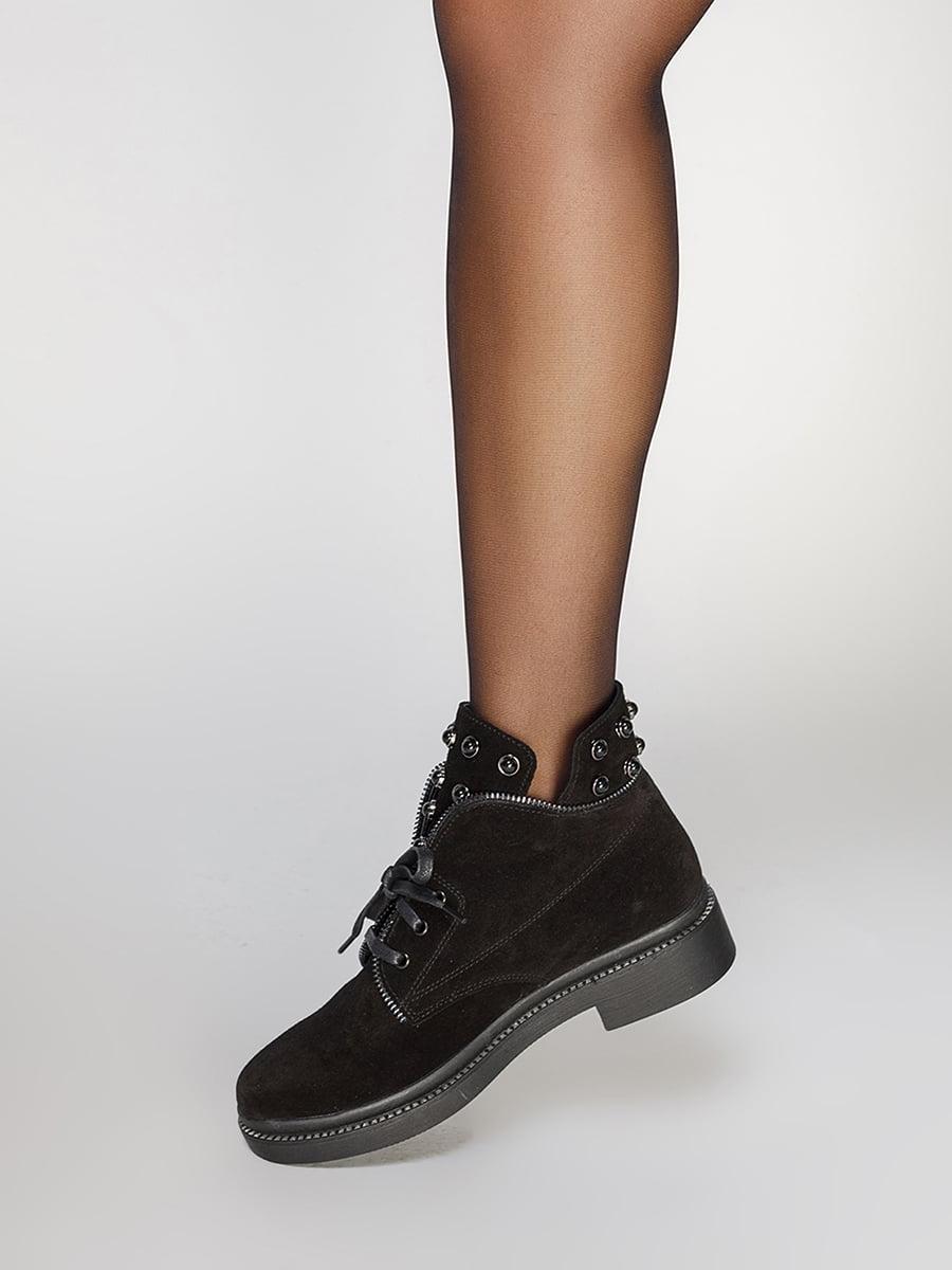 Ботинки черные   4469831