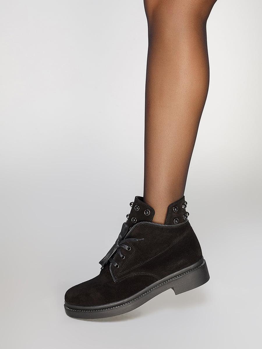 Ботинки черные   4469831   фото 3