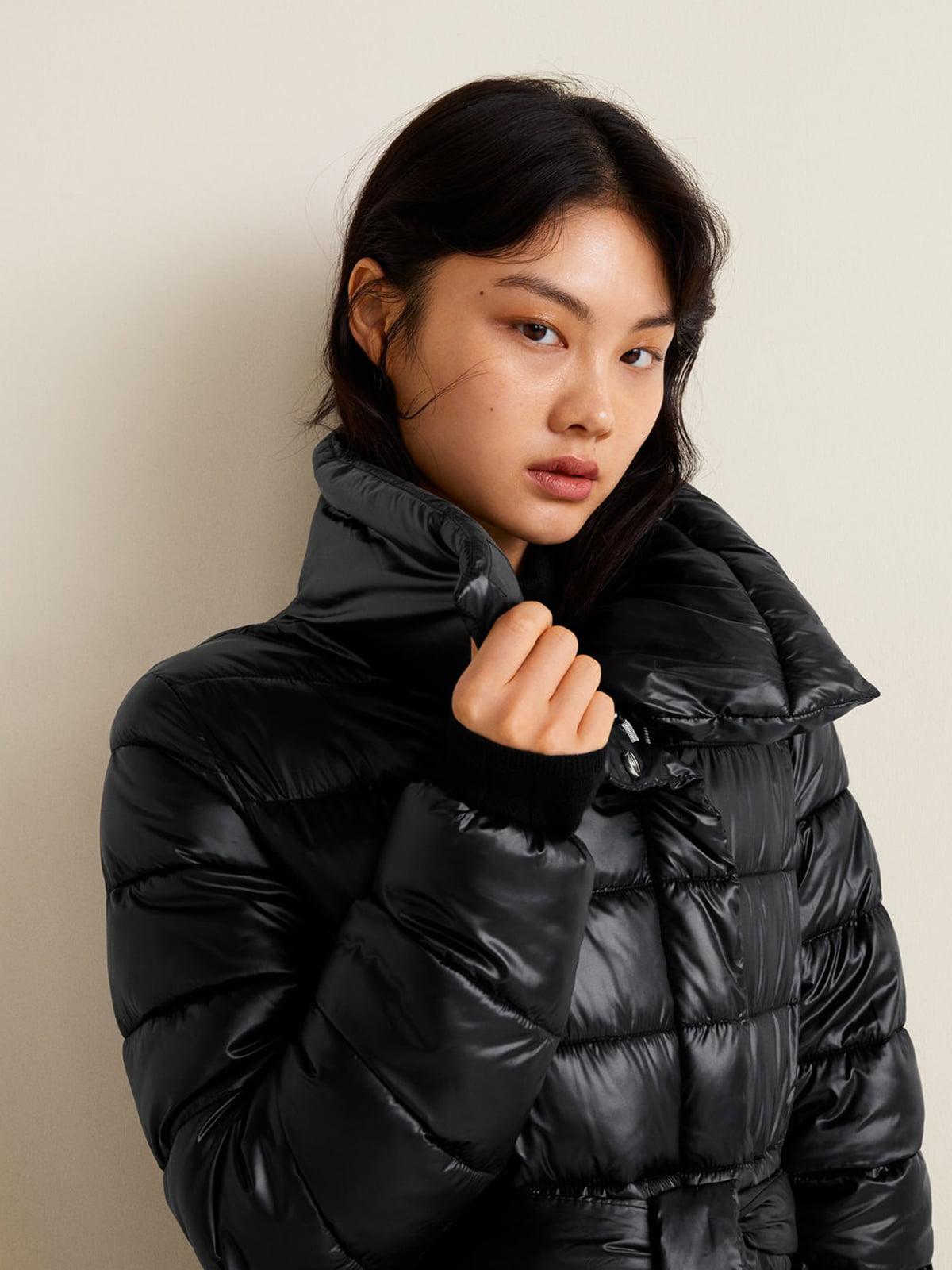 Куртка черная | 4489390 | фото 4